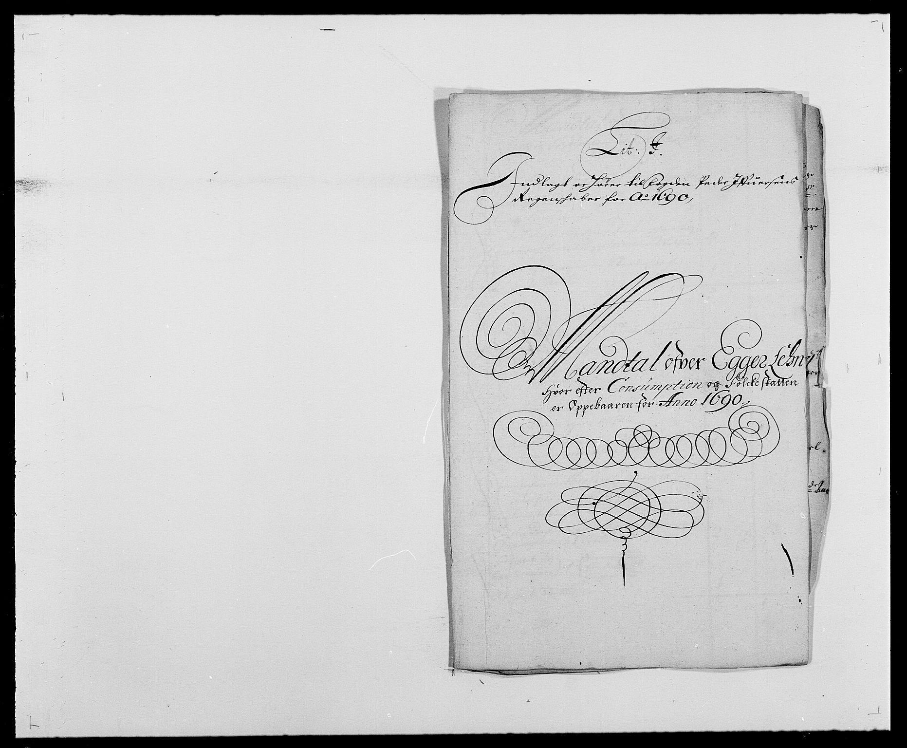 RA, Rentekammeret inntil 1814, Reviderte regnskaper, Fogderegnskap, R28/L1689: Fogderegnskap Eiker og Lier, 1690-1691, s. 101