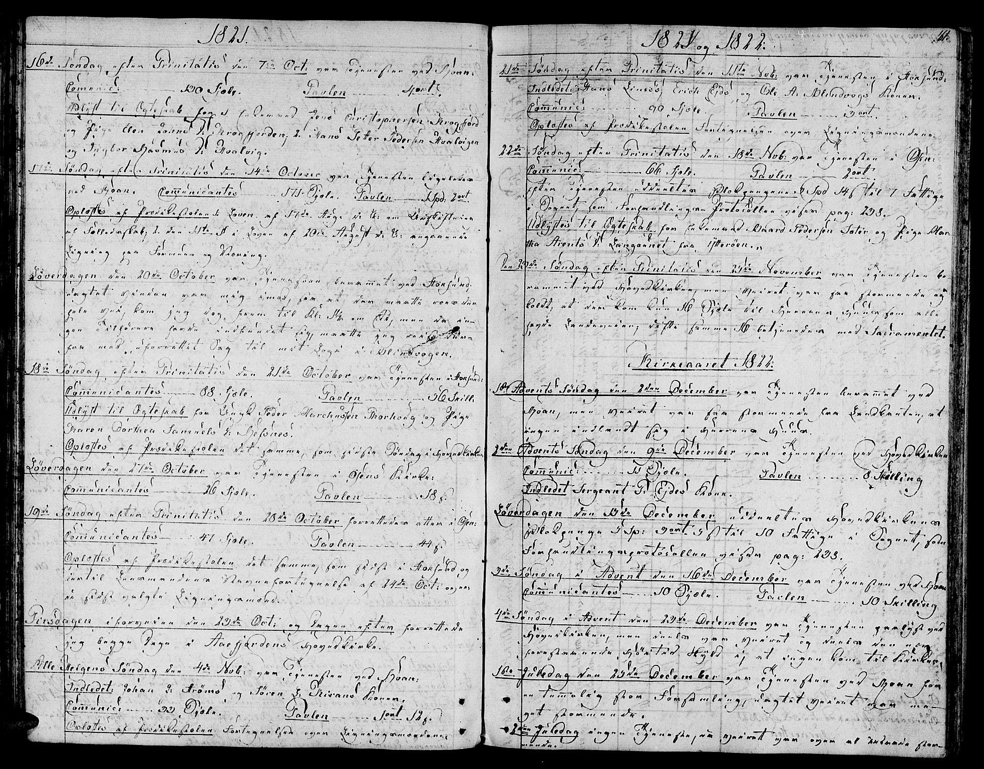SAT, Ministerialprotokoller, klokkerbøker og fødselsregistre - Sør-Trøndelag, 657/L0701: Ministerialbok nr. 657A02, 1802-1831, s. 161