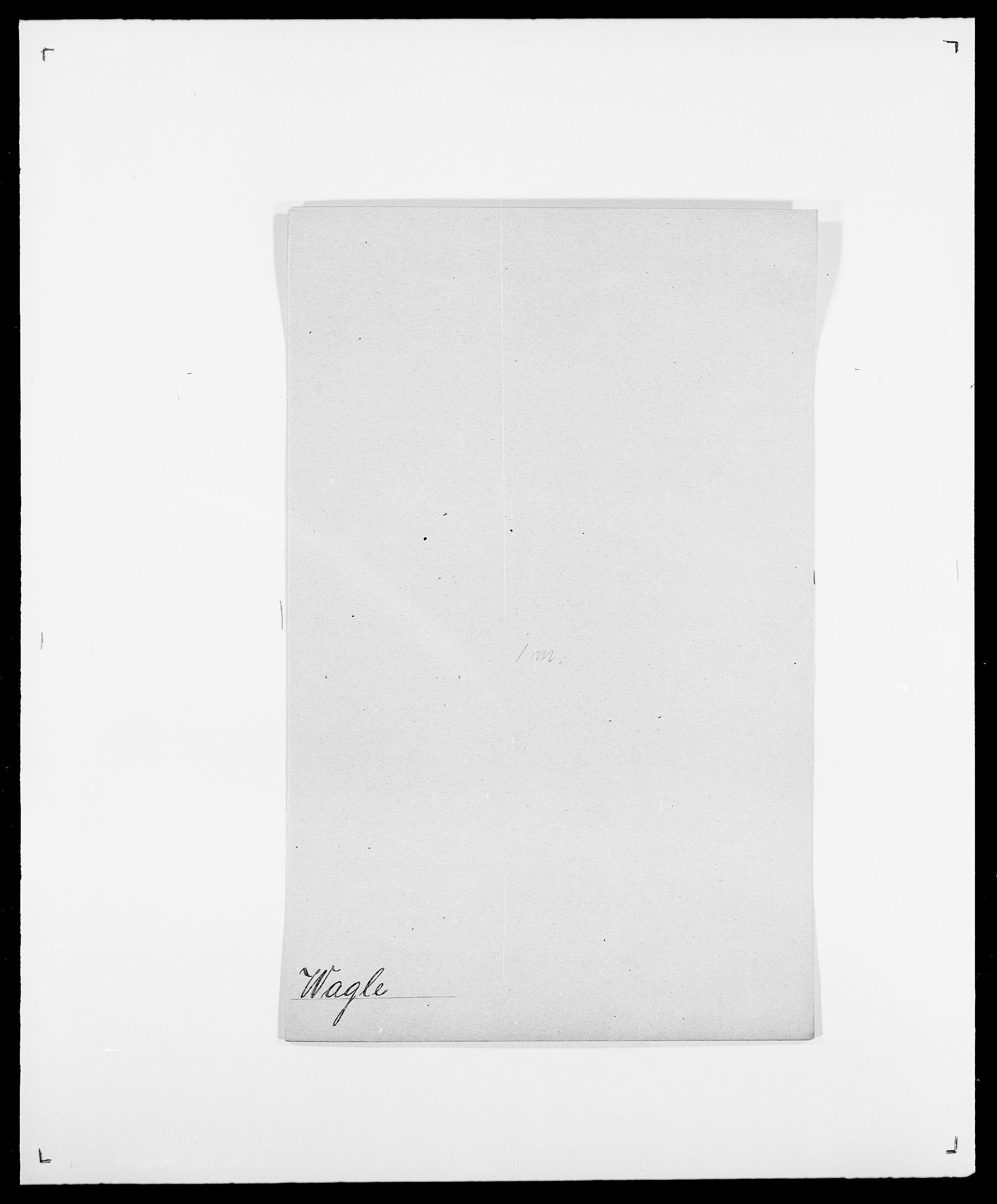SAO, Delgobe, Charles Antoine - samling, D/Da/L0040: Usgaard - Velund, s. 90