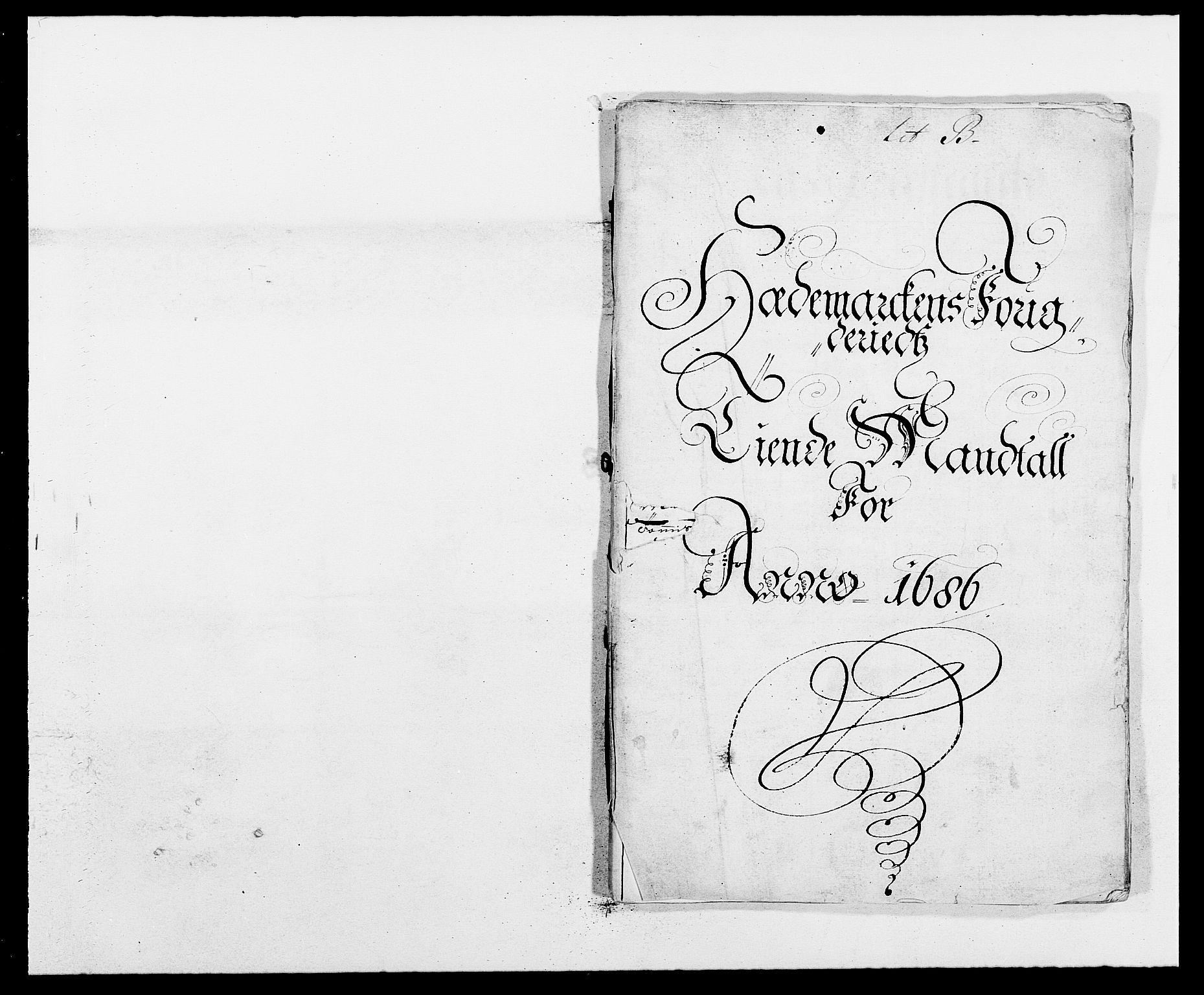 RA, Rentekammeret inntil 1814, Reviderte regnskaper, Fogderegnskap, R16/L1027: Fogderegnskap Hedmark, 1686, s. 217