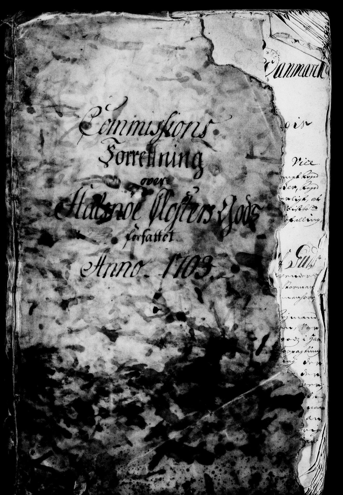 RA, Rentekammeret inntil 1814, Realistisk ordnet avdeling, On/L0002: [Jj 3]: Besiktigelsesforretninger over Halsnøy klosters gods, 1659-1703, s. upaginert
