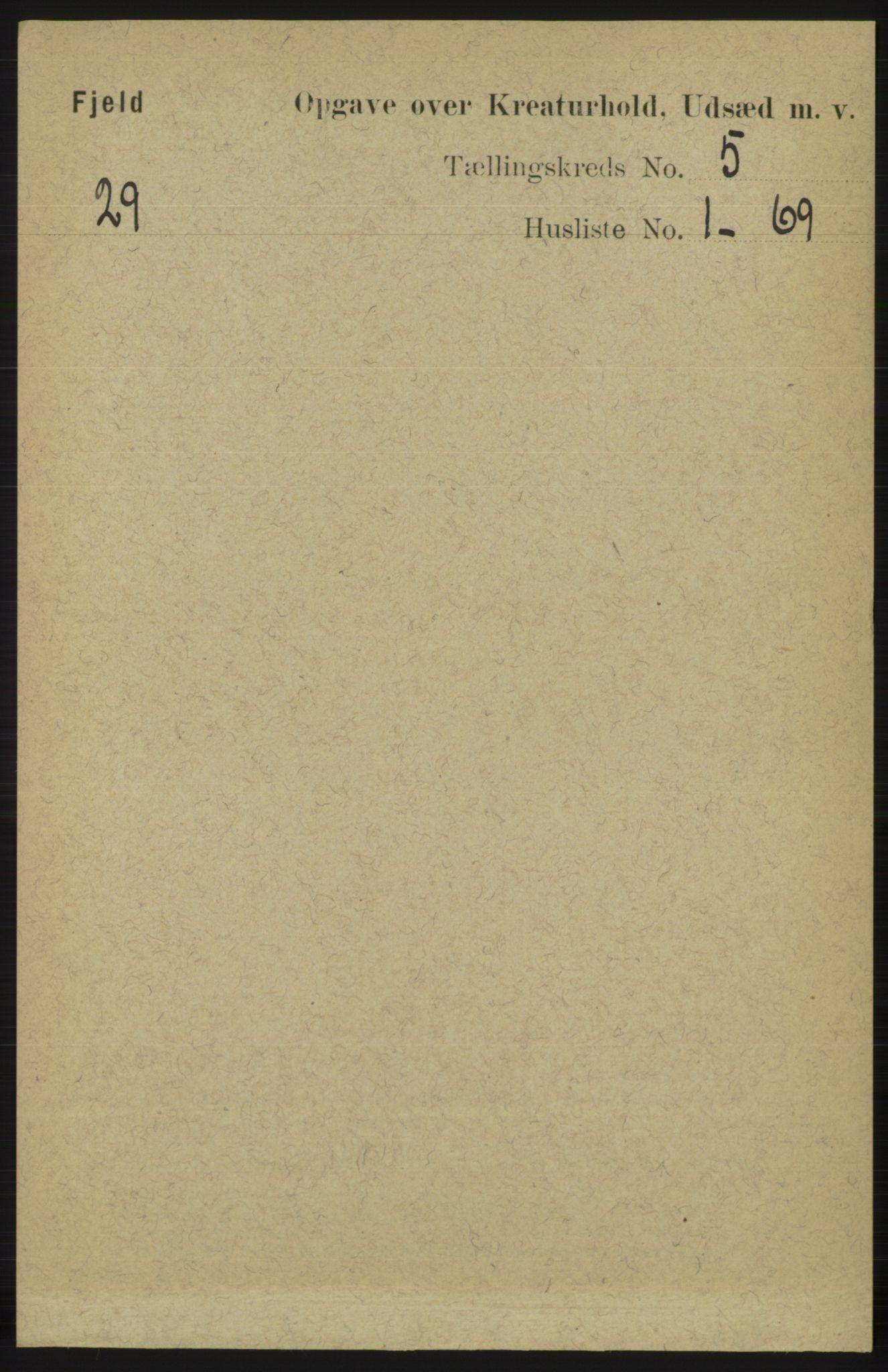 RA, Folketelling 1891 for 1246 Fjell herred, 1891, s. 4512