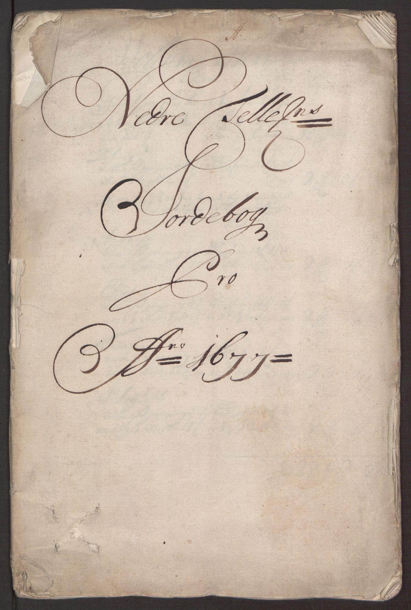 RA, Rentekammeret inntil 1814, Reviderte regnskaper, Fogderegnskap, R35/L2068: Fogderegnskap Øvre og Nedre Telemark, 1677, s. 20