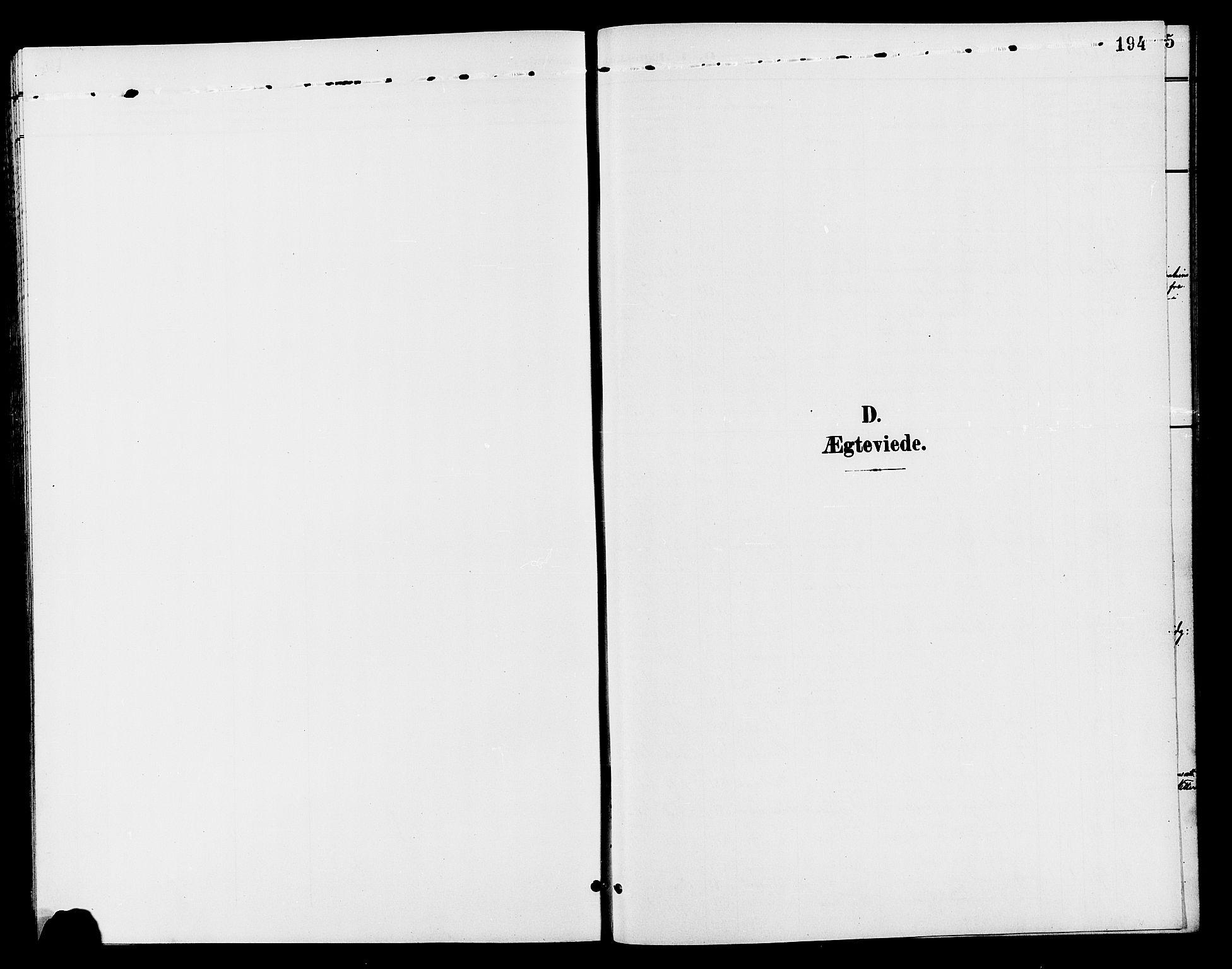 SAH, Østre Toten prestekontor, Klokkerbok nr. 7, 1901-1912, s. 194