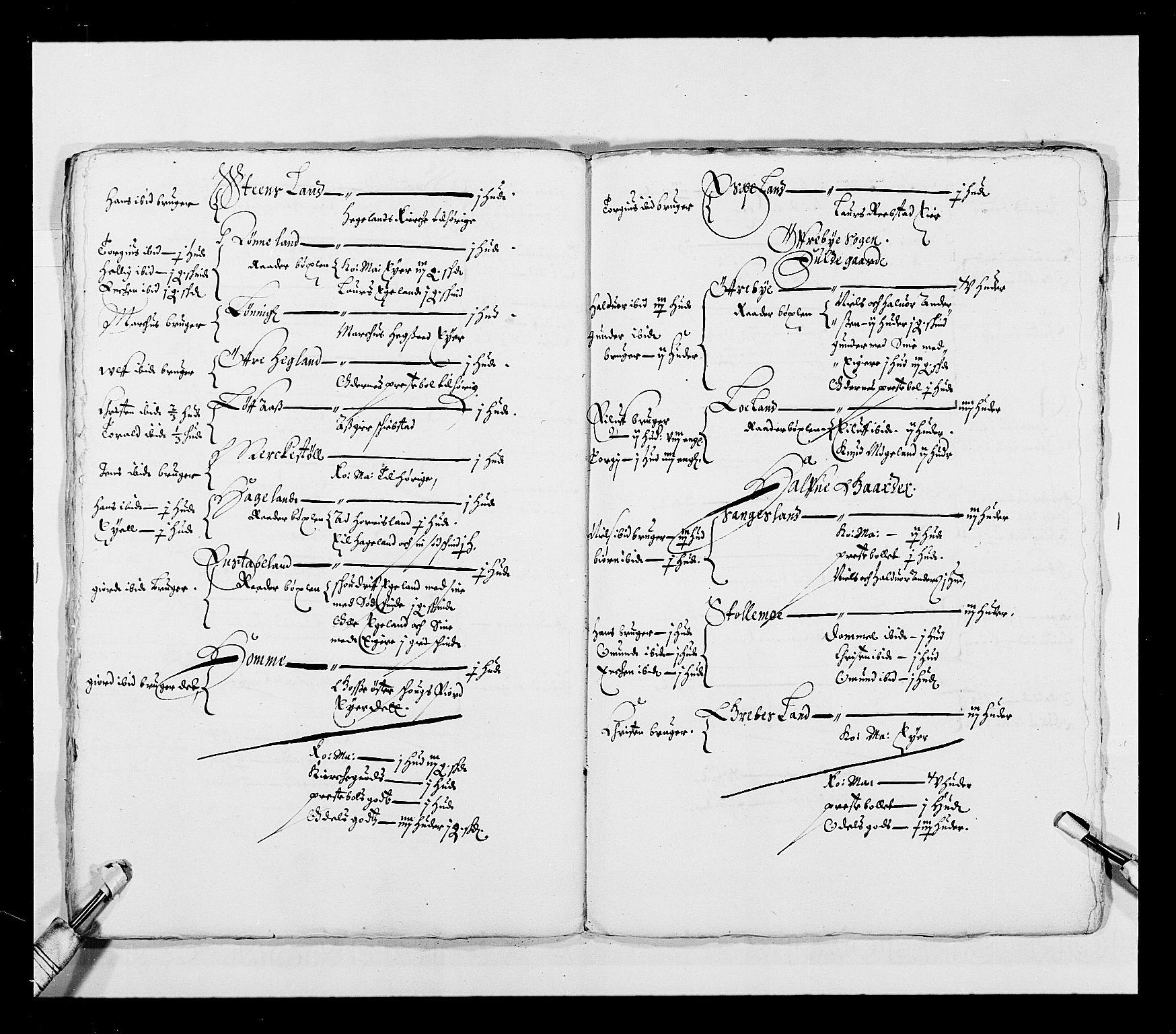RA, Stattholderembetet 1572-1771, Ek/L0023: Jordebøker 1633-1658:, 1648-1649, s. 74