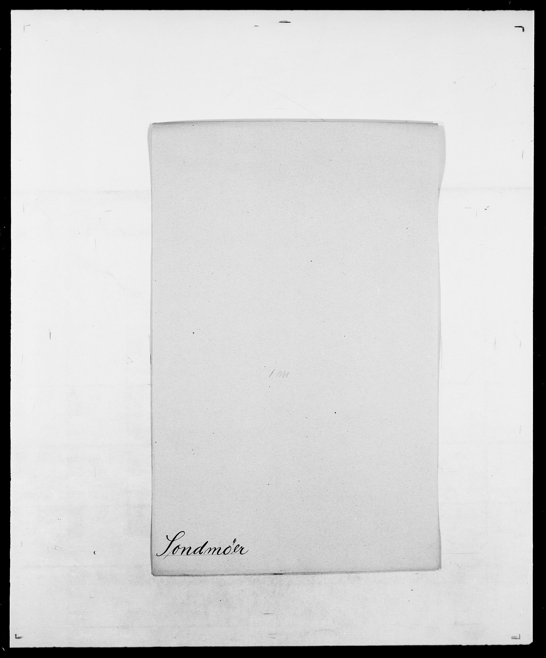 SAO, Delgobe, Charles Antoine - samling, D/Da/L0036: Skaanør - Staverskov, s. 488