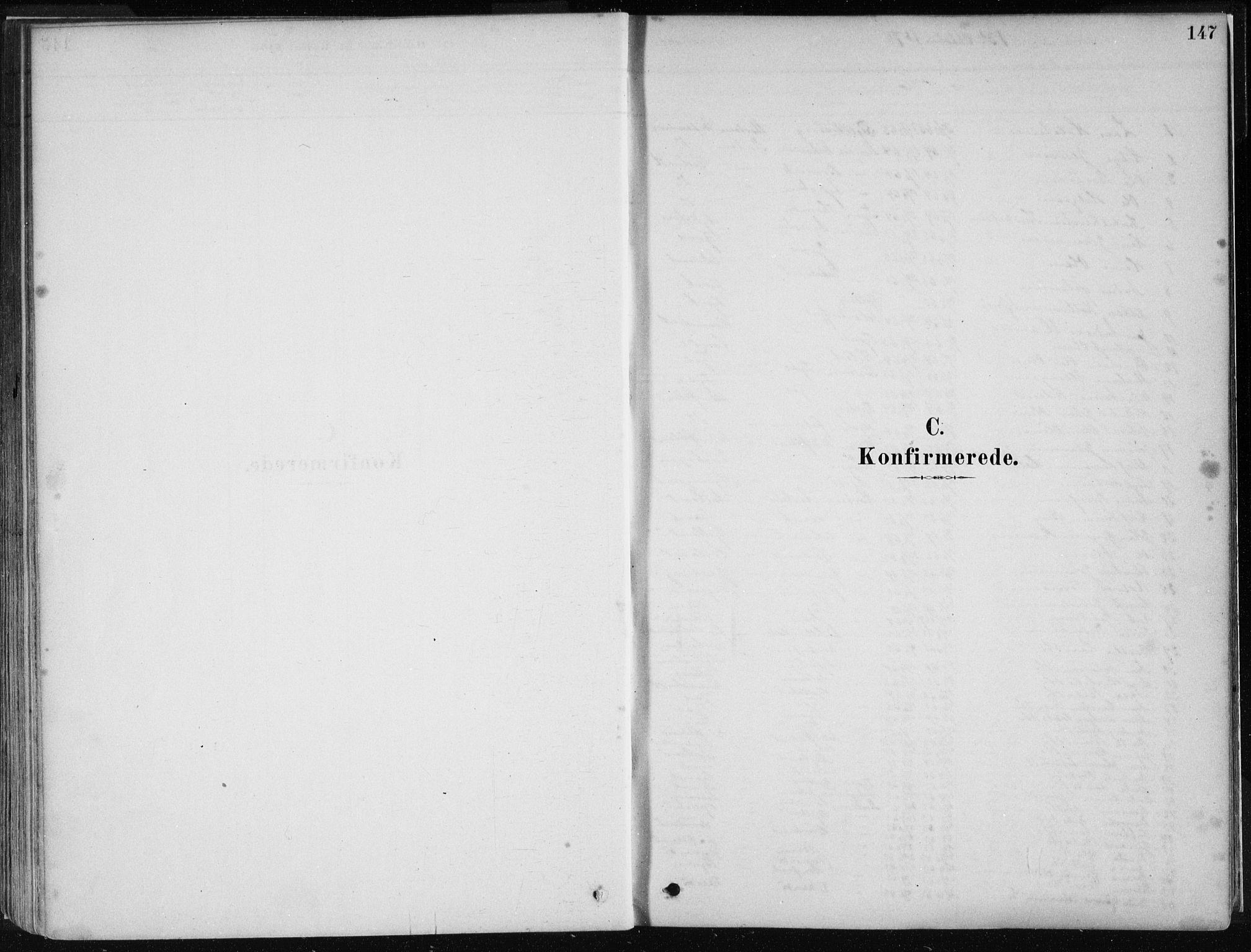 SAB, Stord sokneprestembete, H/Haa: Ministerialbok nr. B 2, 1878-1913, s. 147