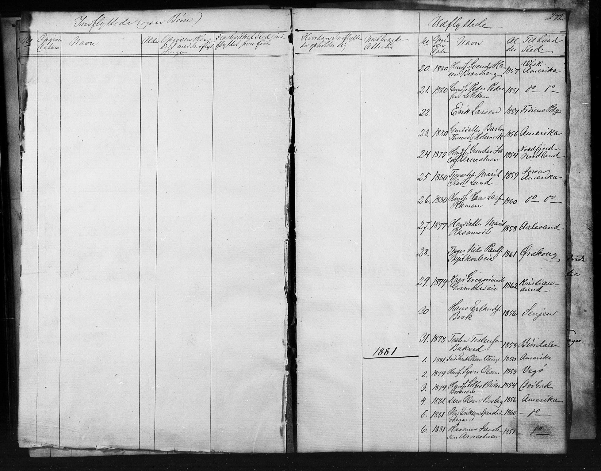 SAH, Skjåk prestekontor, Klokkerbok nr. 1, 1865-1893, s. 272