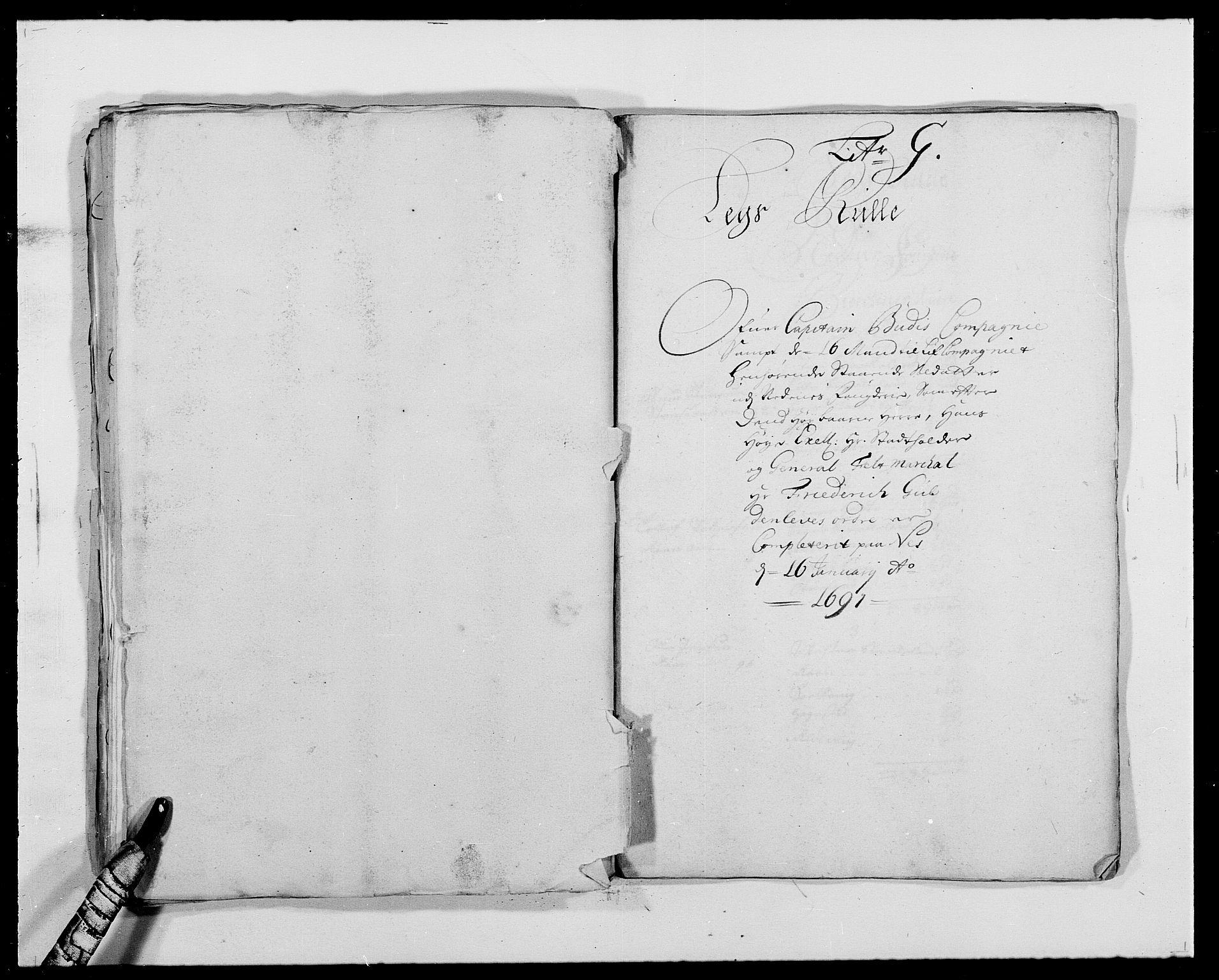 RA, Rentekammeret inntil 1814, Reviderte regnskaper, Fogderegnskap, R39/L2310: Fogderegnskap Nedenes, 1690-1692, s. 206