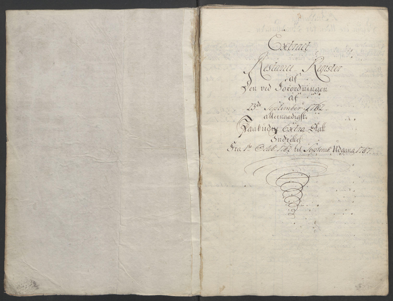 RA, Rentekammeret inntil 1814, Reviderte regnskaper, Fogderegnskap, R48/L3136: Ekstraskatten Sunnhordland og Hardanger, 1762-1772, s. 351