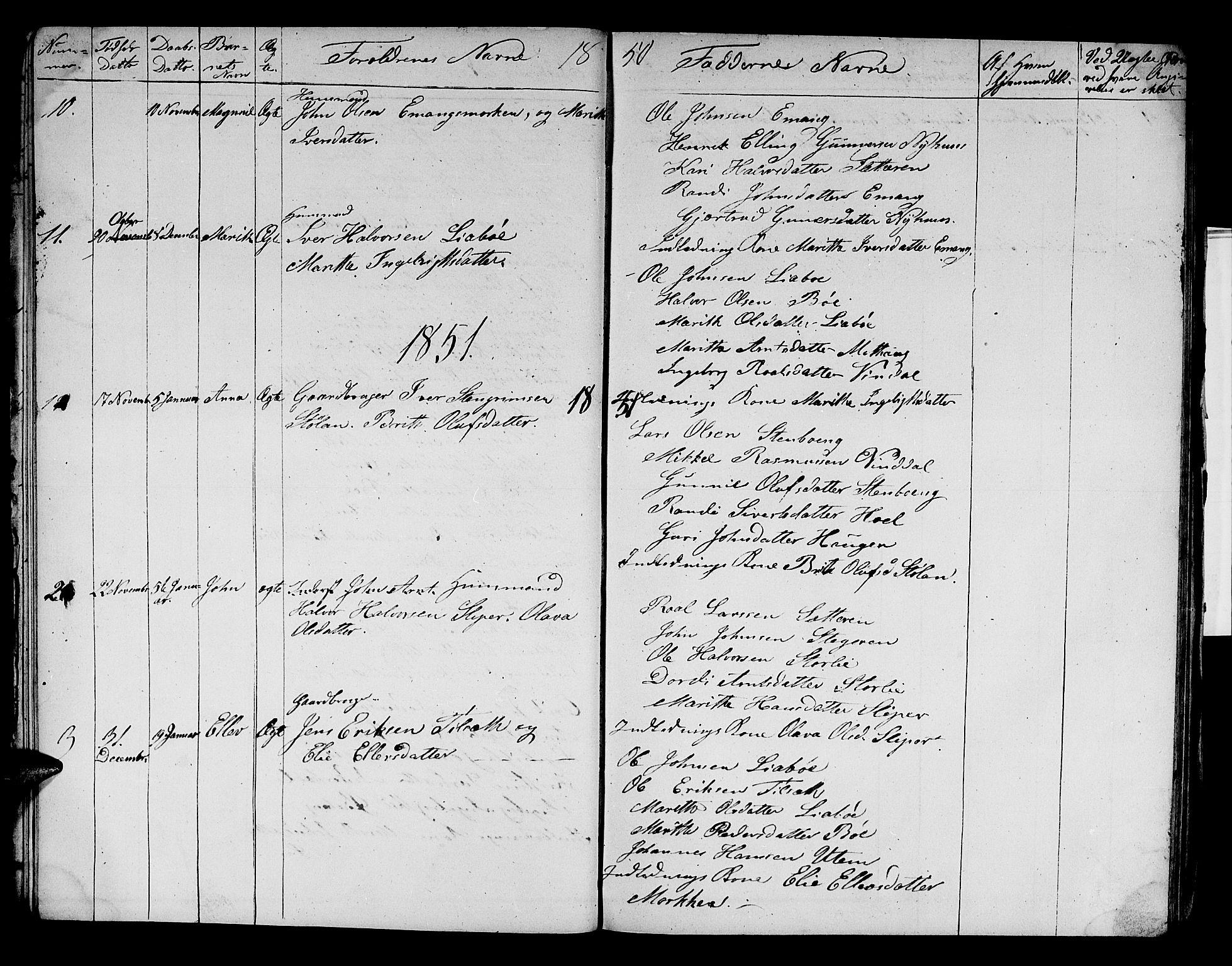 SAT, Ministerialprotokoller, klokkerbøker og fødselsregistre - Sør-Trøndelag, 679/L0922: Klokkerbok nr. 679C02, 1845-1851, s. 17