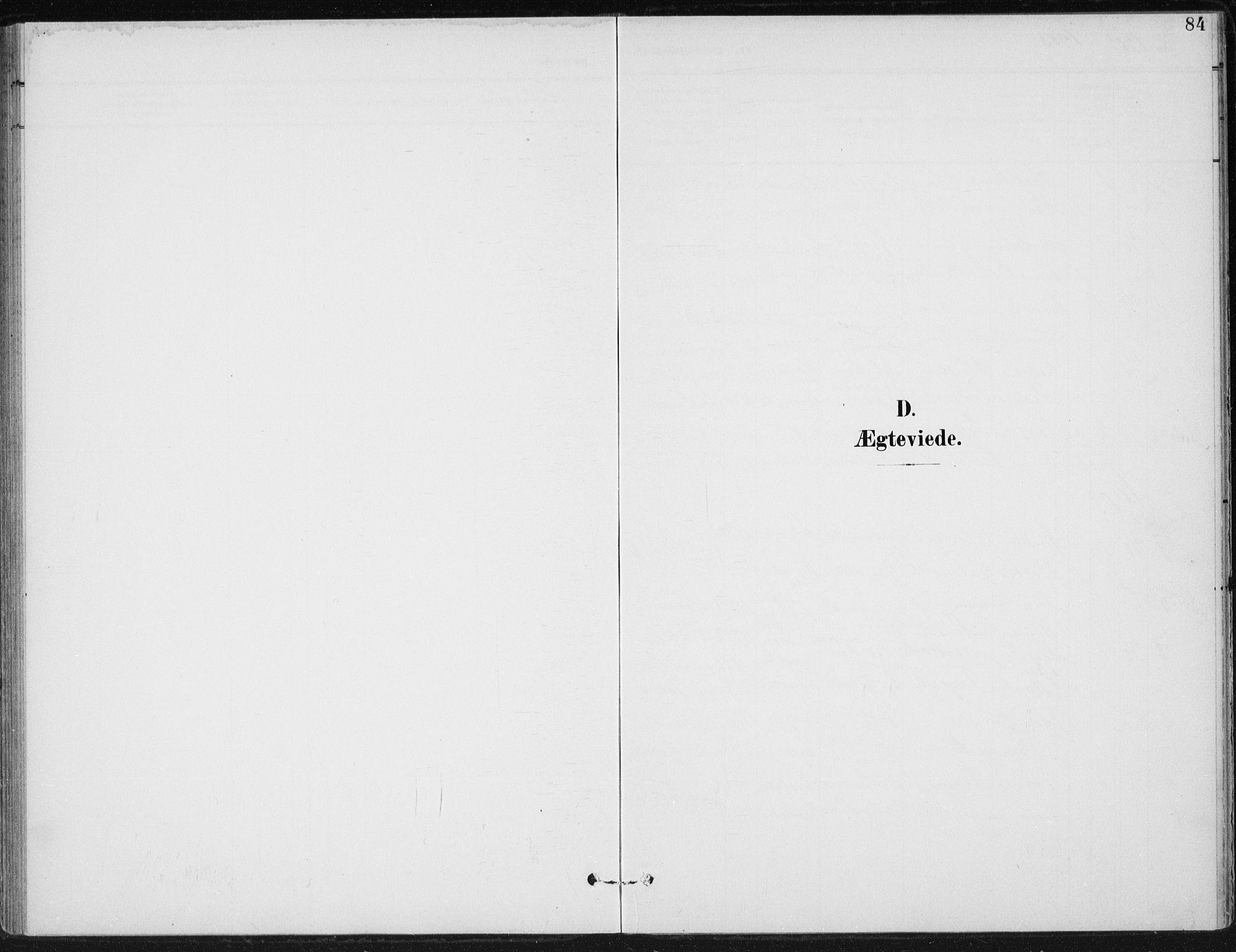SAH, Østre Gausdal prestekontor, Ministerialbok nr. 5, 1902-1920, s. 84