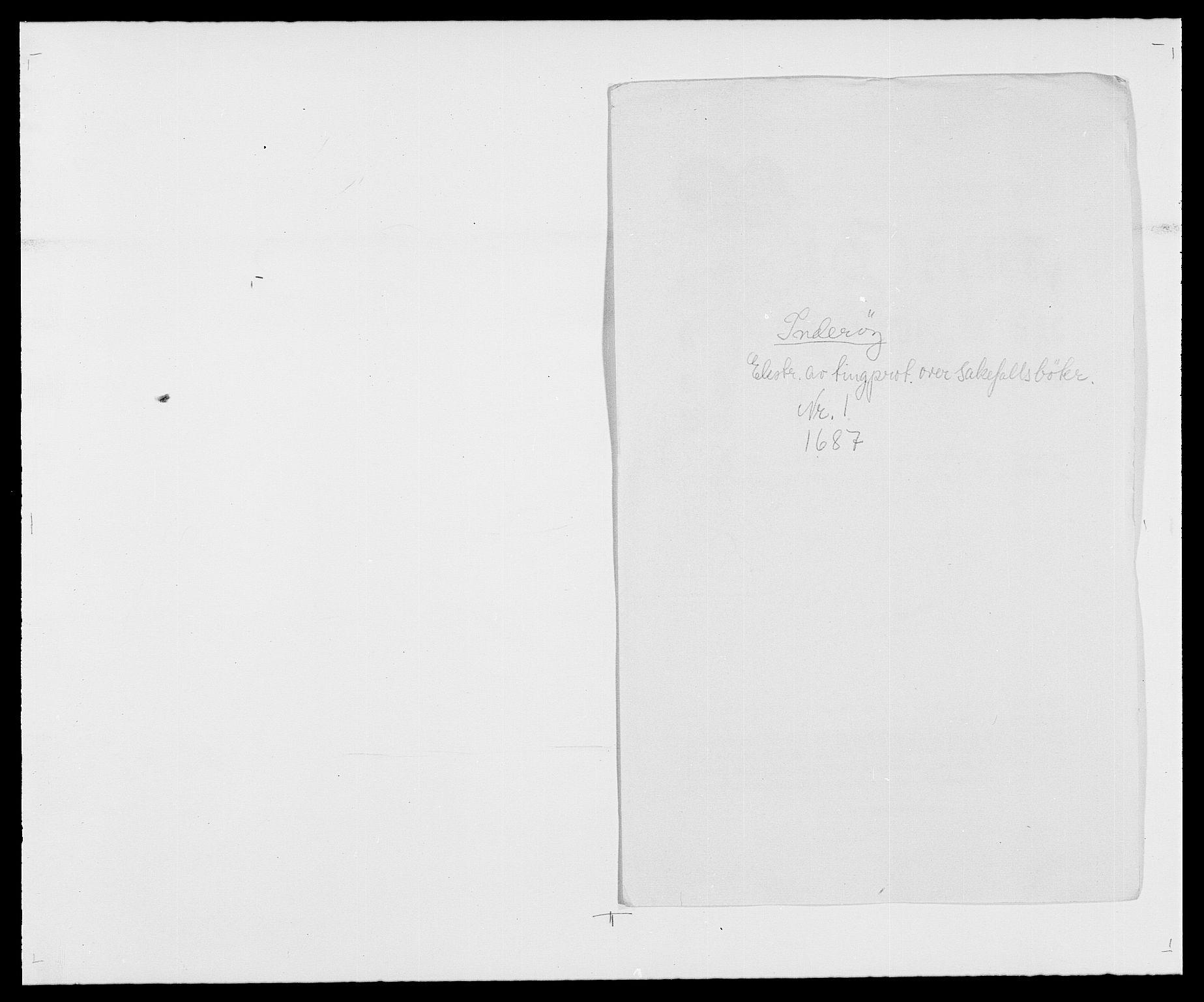 RA, Rentekammeret inntil 1814, Reviderte regnskaper, Fogderegnskap, R63/L4306: Fogderegnskap Inderøy, 1687-1689, s. 192