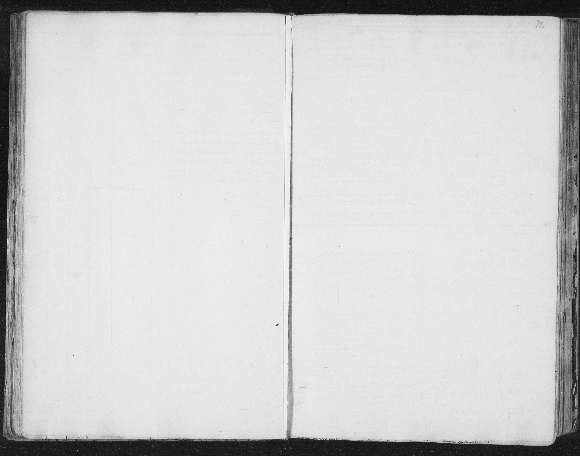 SAT, Ministerialprotokoller, klokkerbøker og fødselsregistre - Nord-Trøndelag, 758/L0513: Ministerialbok nr. 758A02 /2, 1839-1868, s. 72