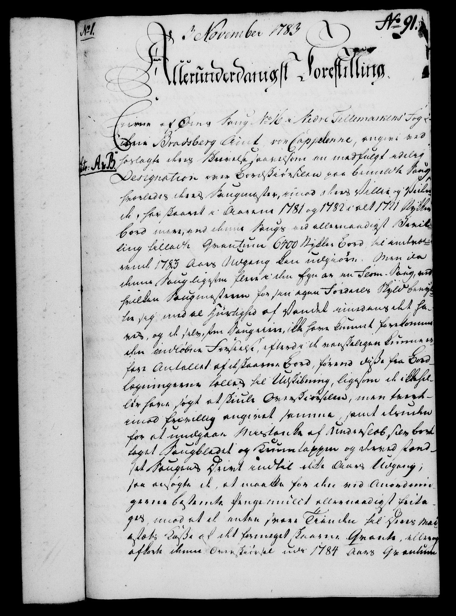 RA, Rentekammeret, Kammerkanselliet, G/Gf/Gfa/L0065: Norsk relasjons- og resolusjonsprotokoll (merket RK 52.65), 1783, s. 678