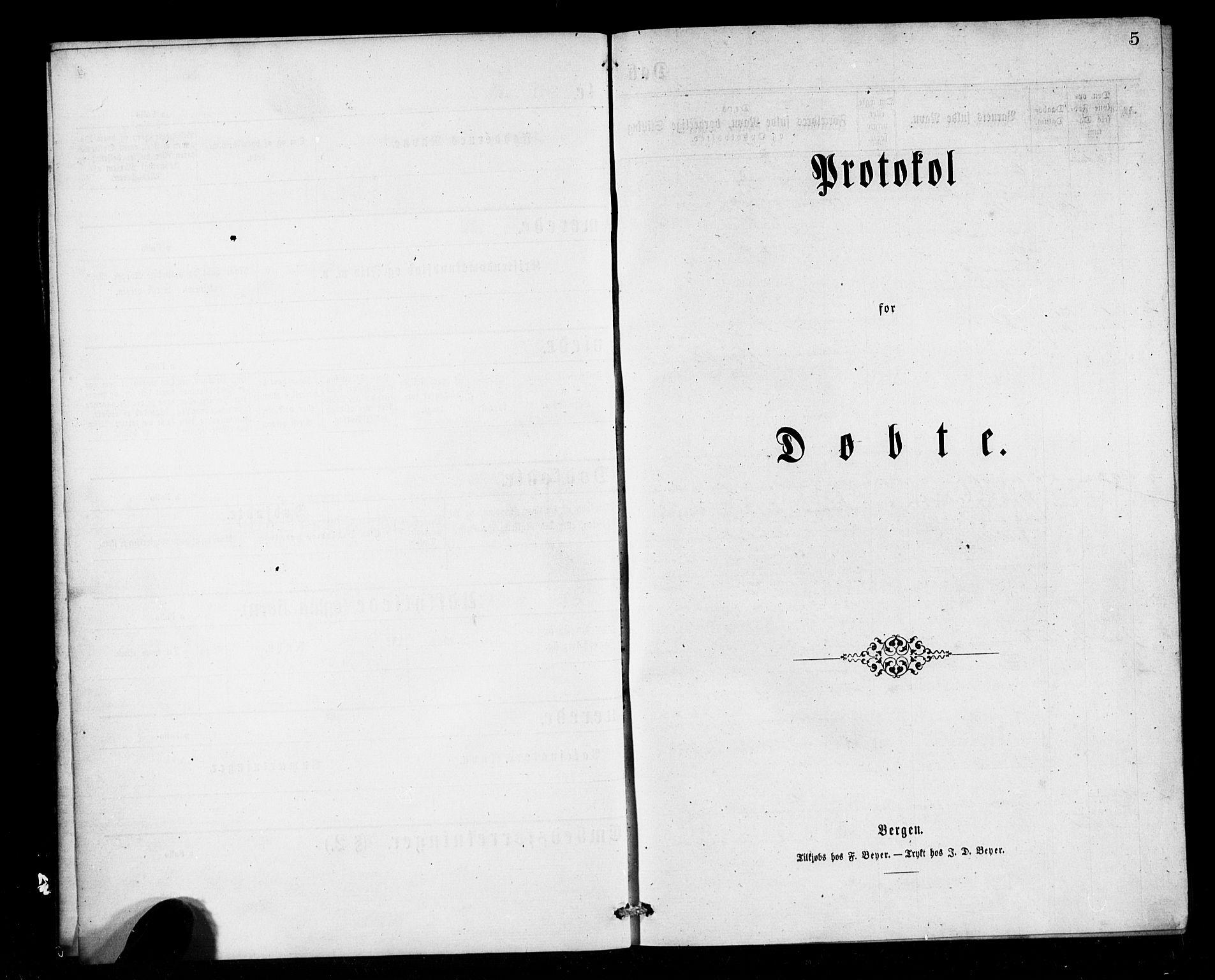 SAB, Den Norske Sjømannsmisjon i utlandet*, Ministerialbok nr. A 1, 1868-1887, s. 5