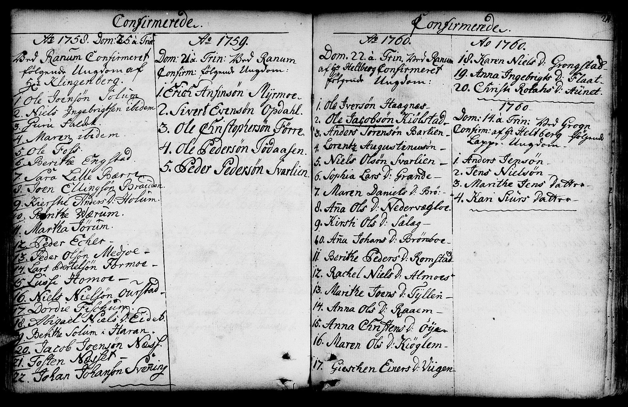 SAT, Ministerialprotokoller, klokkerbøker og fødselsregistre - Nord-Trøndelag, 764/L0542: Ministerialbok nr. 764A02, 1748-1779, s. 214