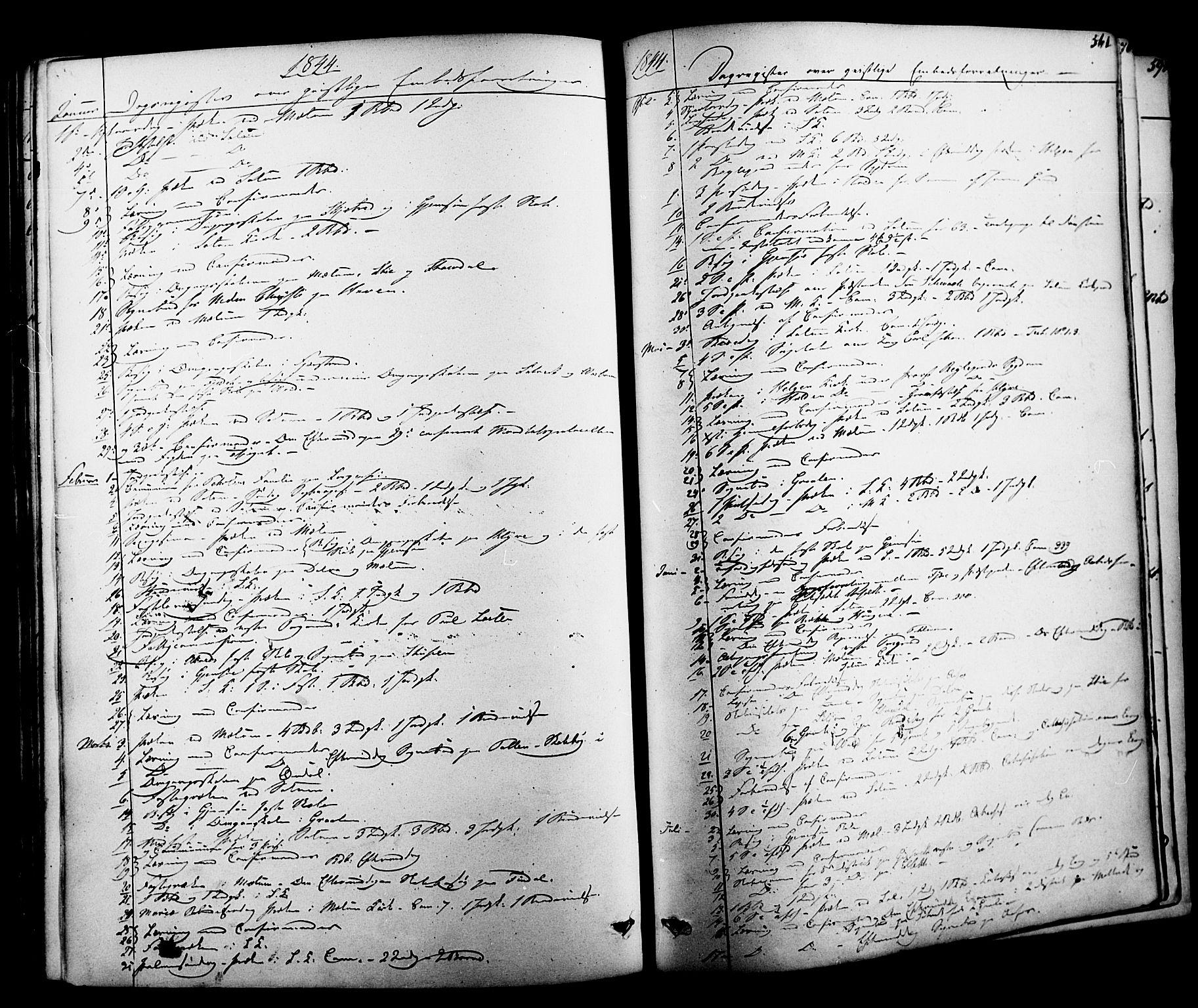SAKO, Solum kirkebøker, F/Fa/L0006: Ministerialbok nr. I 6, 1844-1855, s. 561
