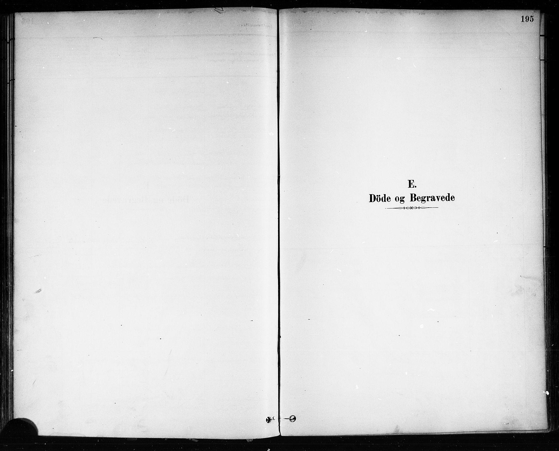 SAKO, Brevik kirkebøker, F/Fa/L0007: Ministerialbok nr. 7, 1882-1900, s. 195