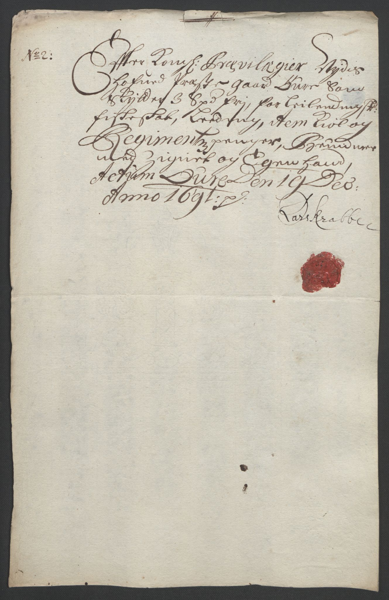 RA, Rentekammeret inntil 1814, Reviderte regnskaper, Fogderegnskap, R56/L3734: Fogderegnskap Nordmøre, 1690-1691, s. 403