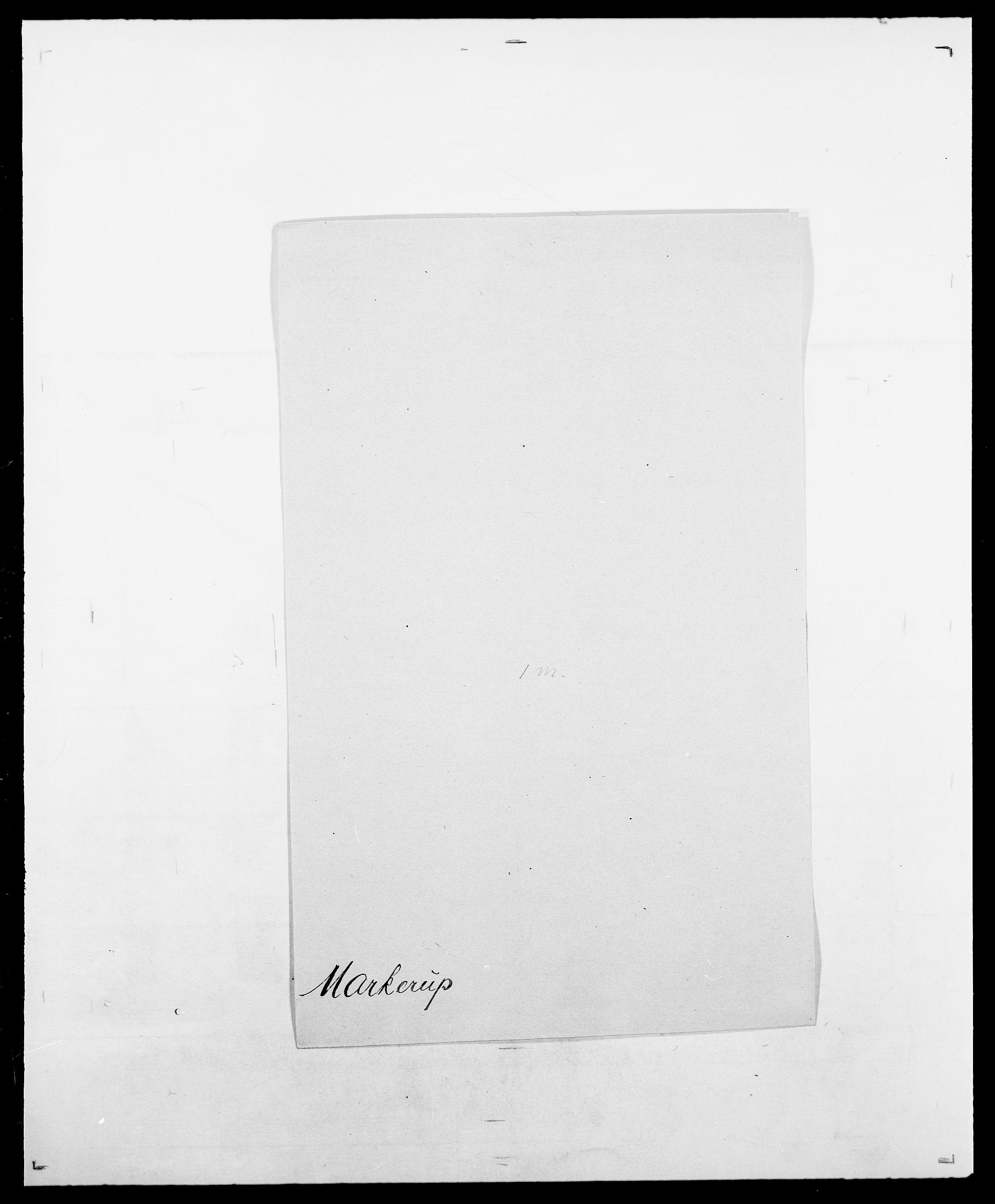 SAO, Delgobe, Charles Antoine - samling, D/Da/L0025: Løberg - Mazar, s. 357