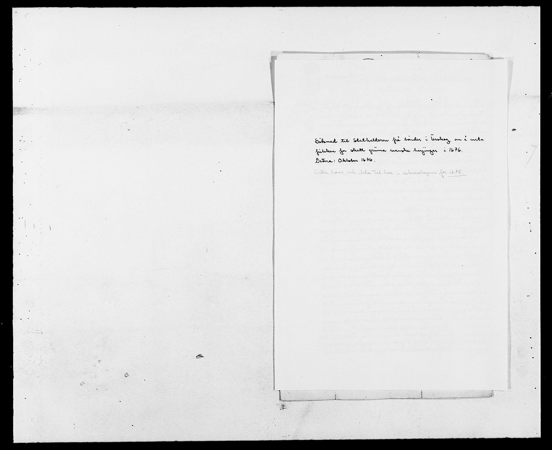 RA, Rentekammeret inntil 1814, Reviderte regnskaper, Fogderegnskap, R11/L0568: Fogderegnskap Nedre Romerike, 1679, s. 280