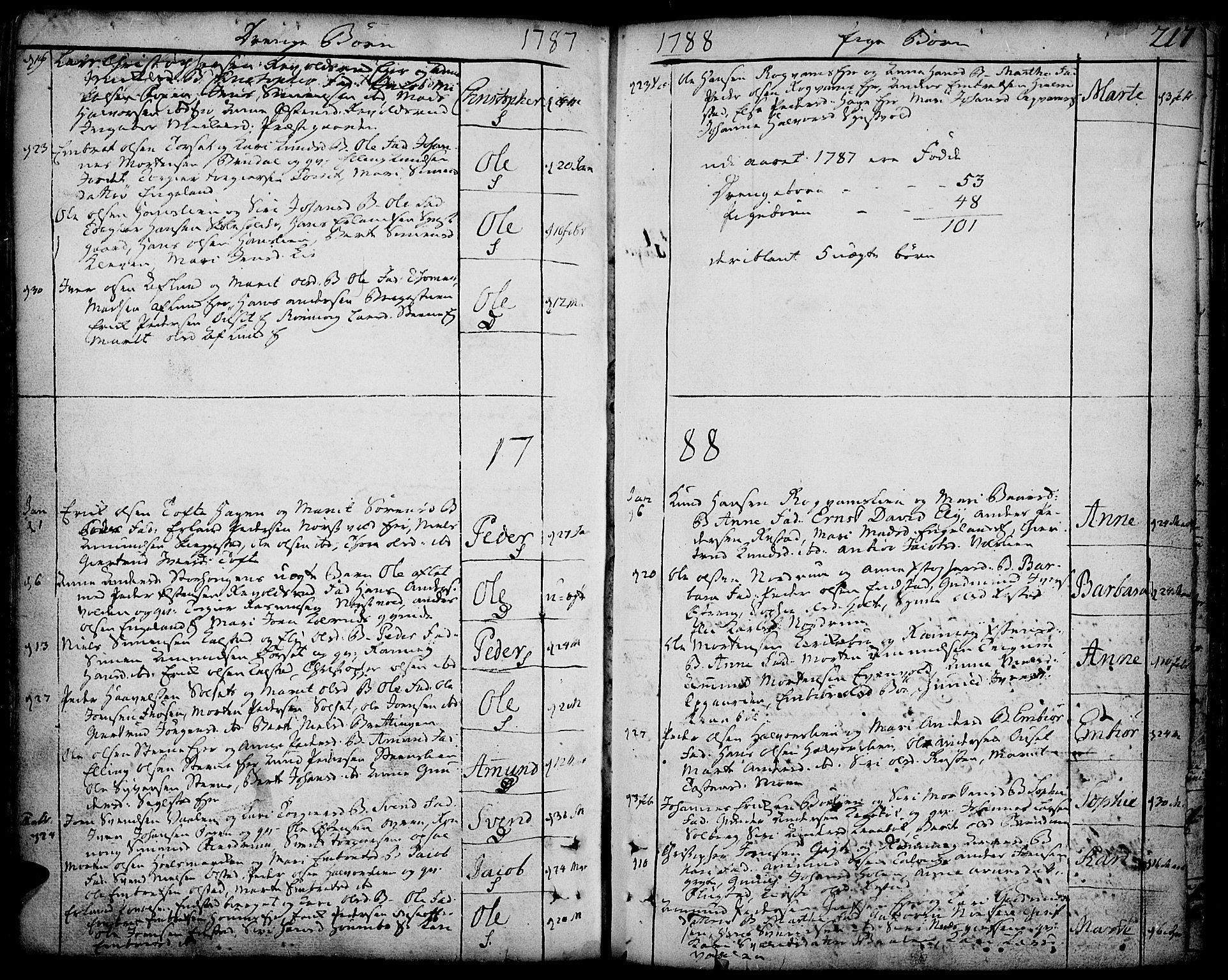 SAH, Gausdal prestekontor, Ministerialbok nr. 3, 1758-1809, s. 217