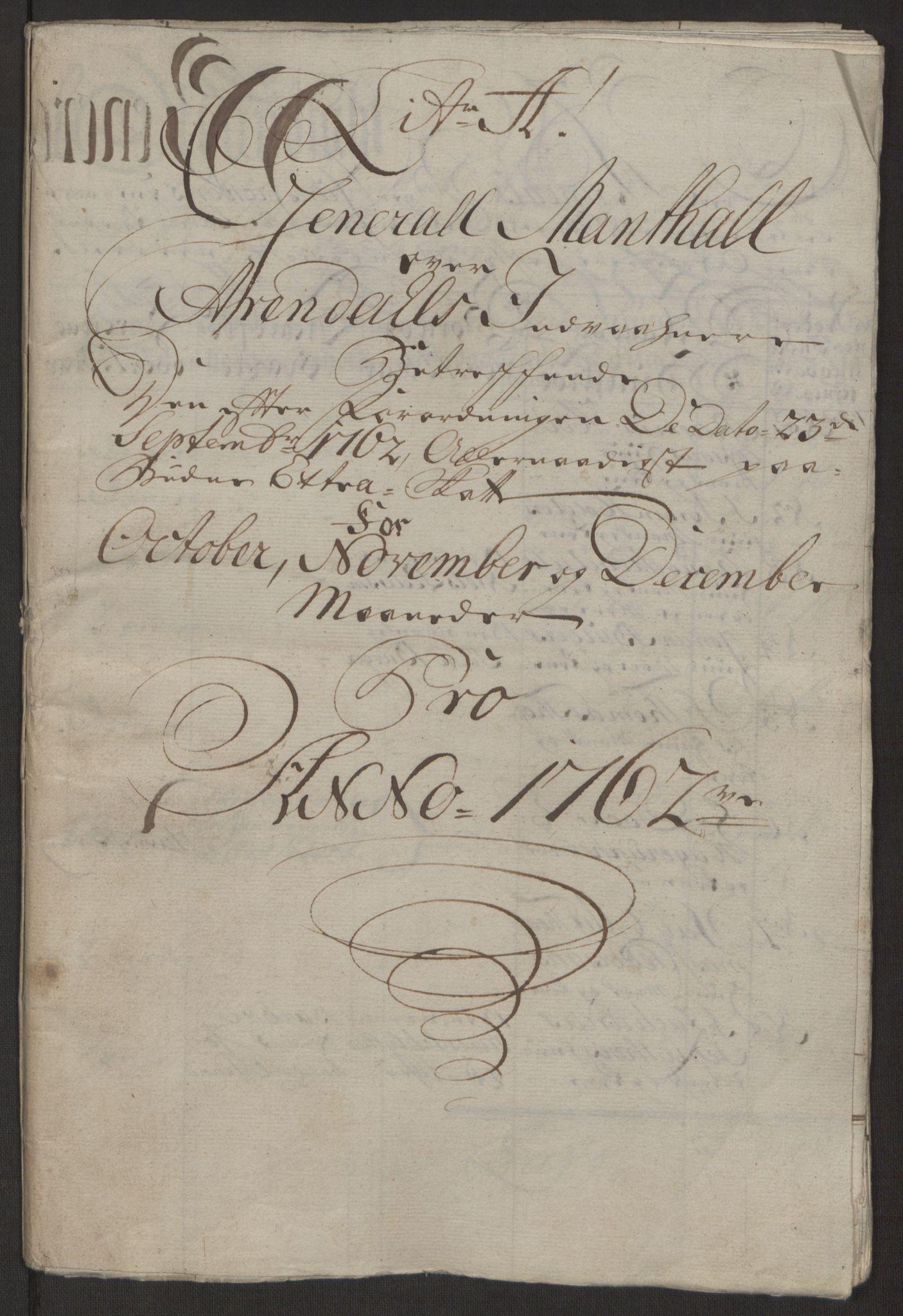 RA, Rentekammeret inntil 1814, Reviderte regnskaper, Byregnskaper, R/Rl/L0230: [L4] Kontribusjonsregnskap, 1762-1764, s. 14
