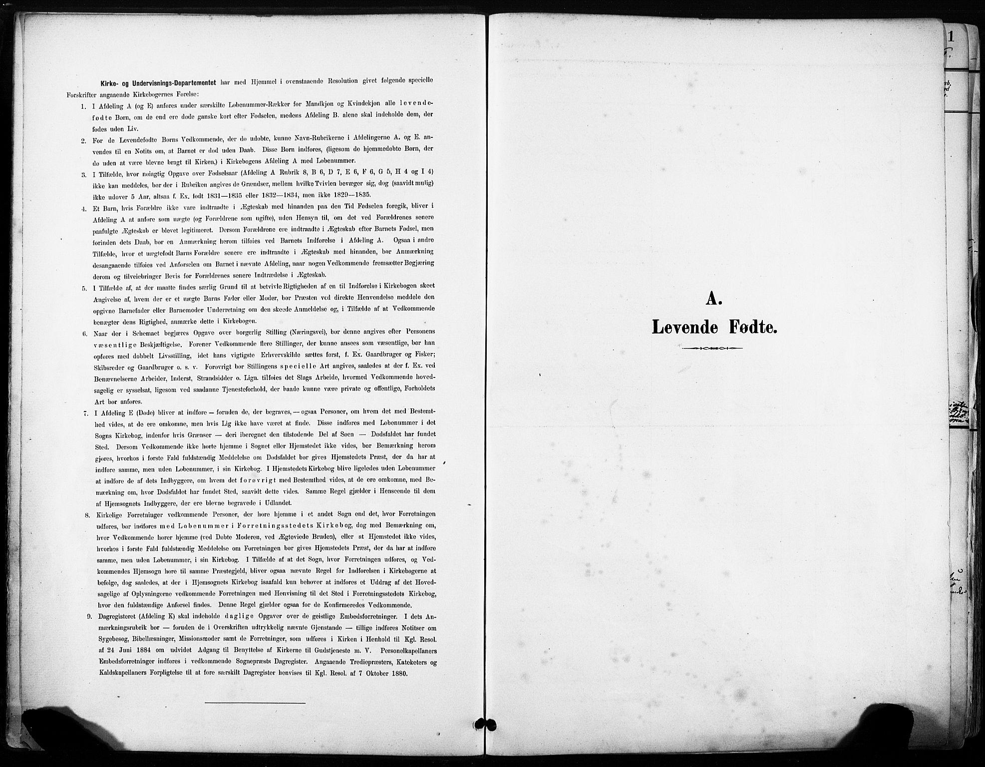 SAT, Ministerialprotokoller, klokkerbøker og fødselsregistre - Sør-Trøndelag, 630/L0497: Ministerialbok nr. 630A10, 1896-1910