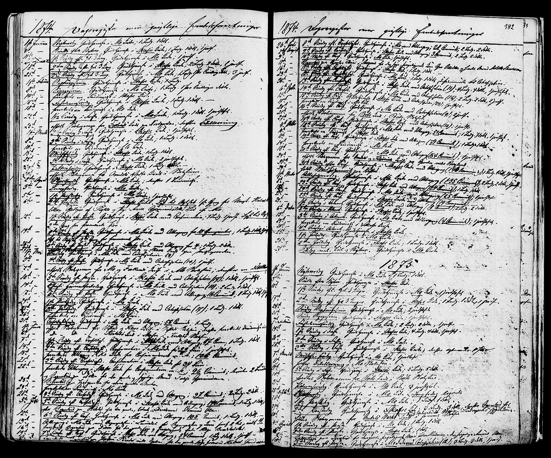 SAKO, Mo kirkebøker, F/Fa/L0006: Ministerialbok nr. I 6, 1865-1885, s. 382