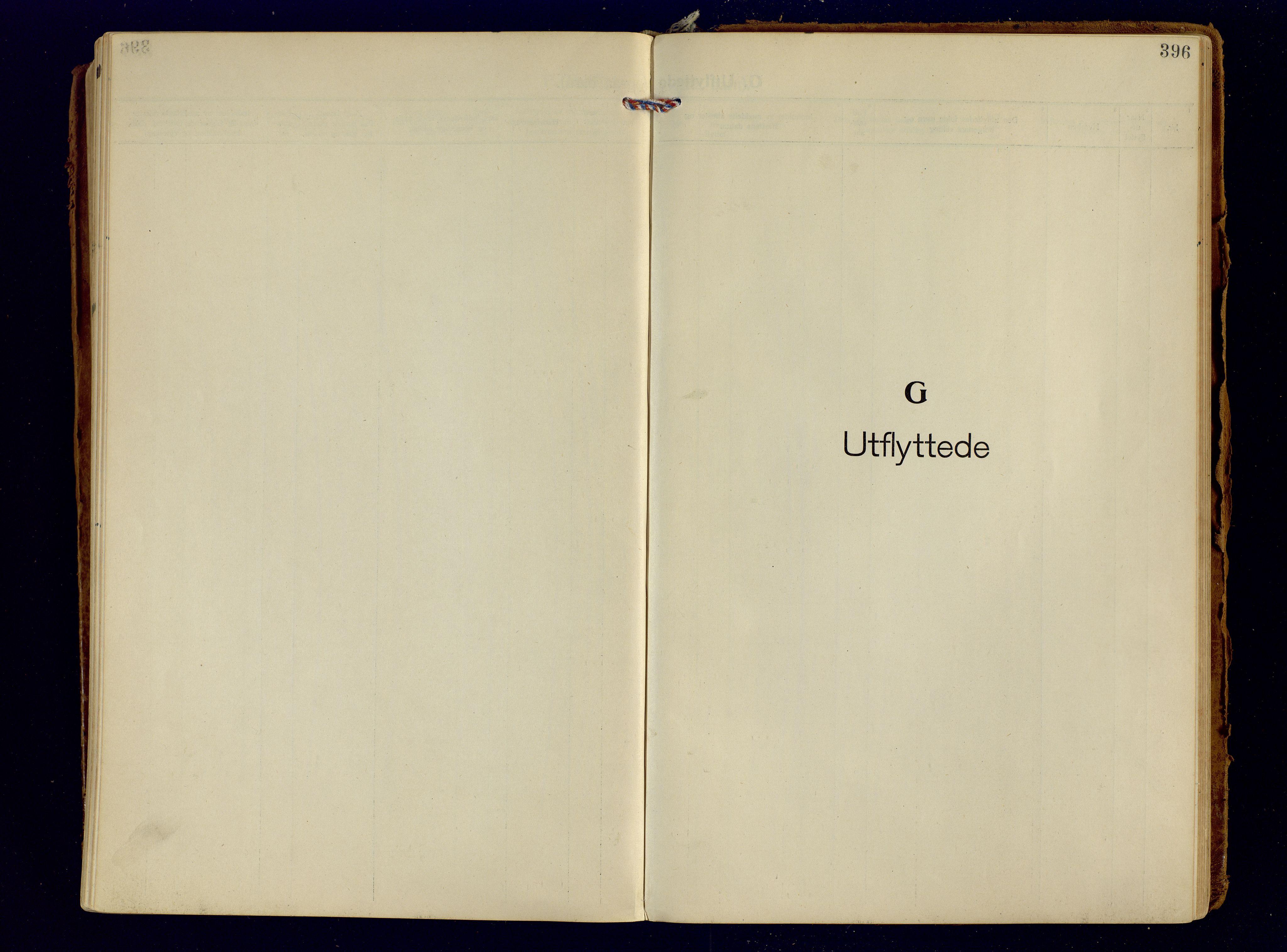 SATØ, Tromsøysund sokneprestkontor, G/Ga: Ministerialbok nr. 9, 1922-1934, s. 396