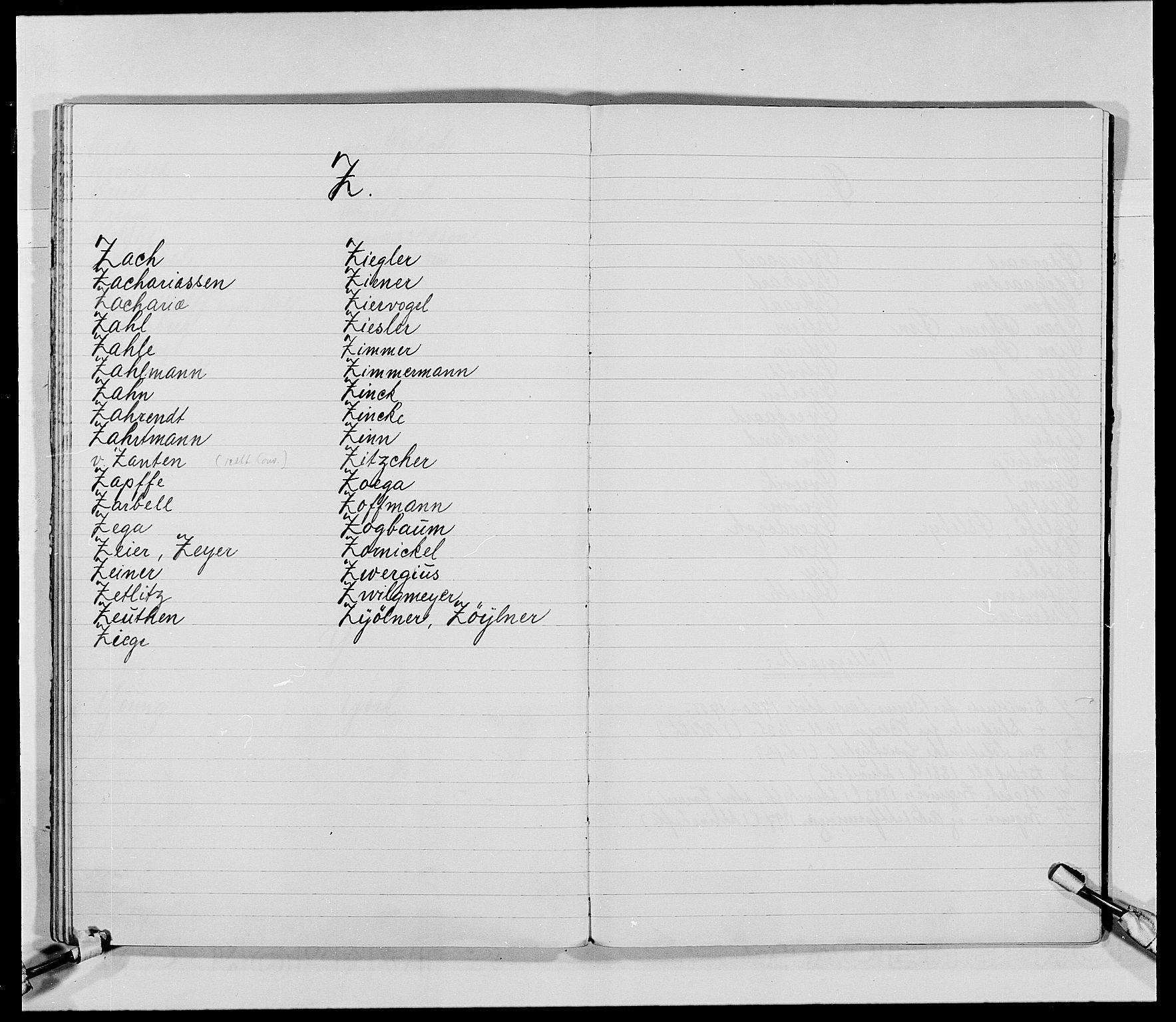 SAO, Delgobe, Charles Antoine - samling, D, s. 80