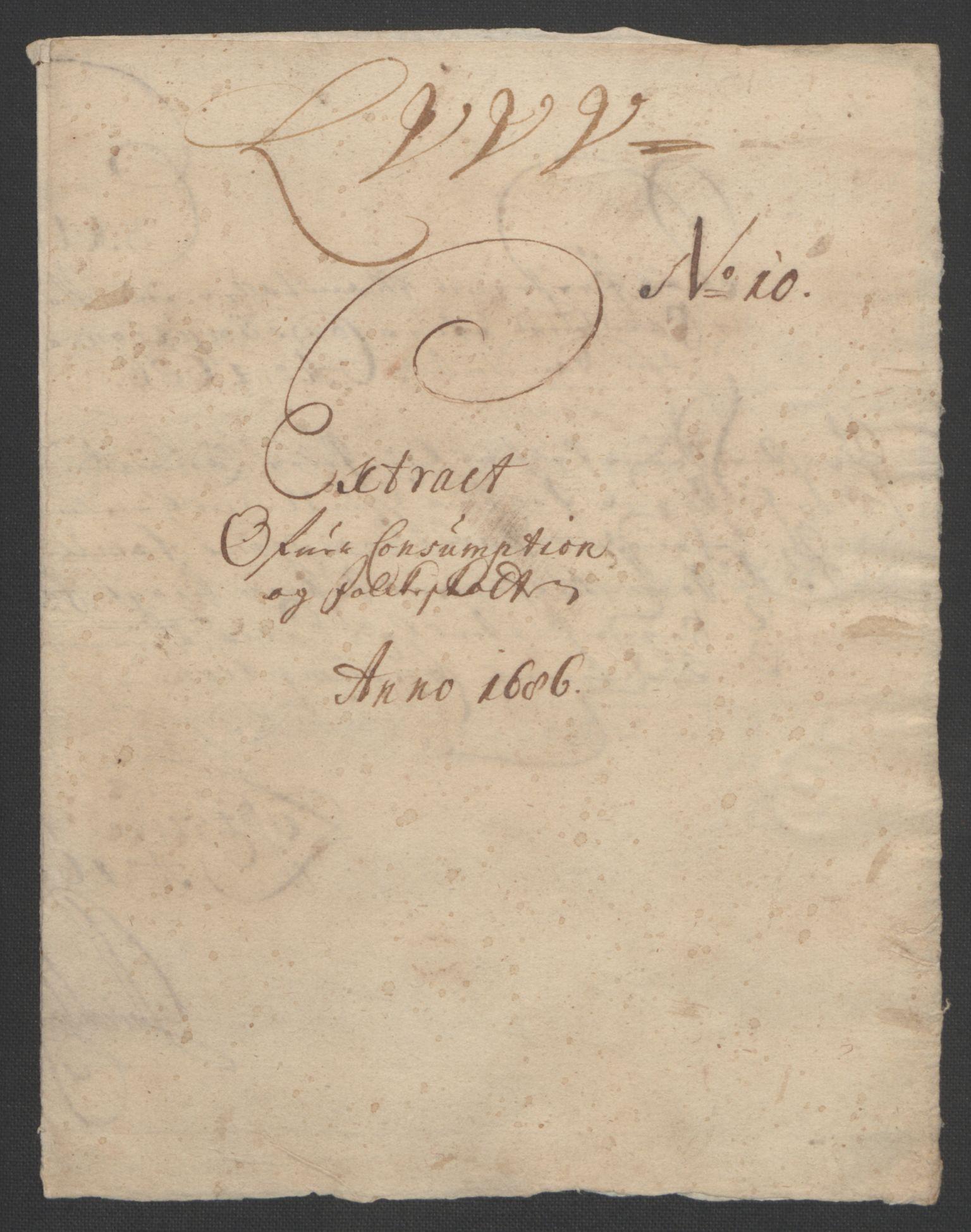 RA, Rentekammeret inntil 1814, Reviderte regnskaper, Fogderegnskap, R24/L1572: Fogderegnskap Numedal og Sandsvær, 1679-1686, s. 170