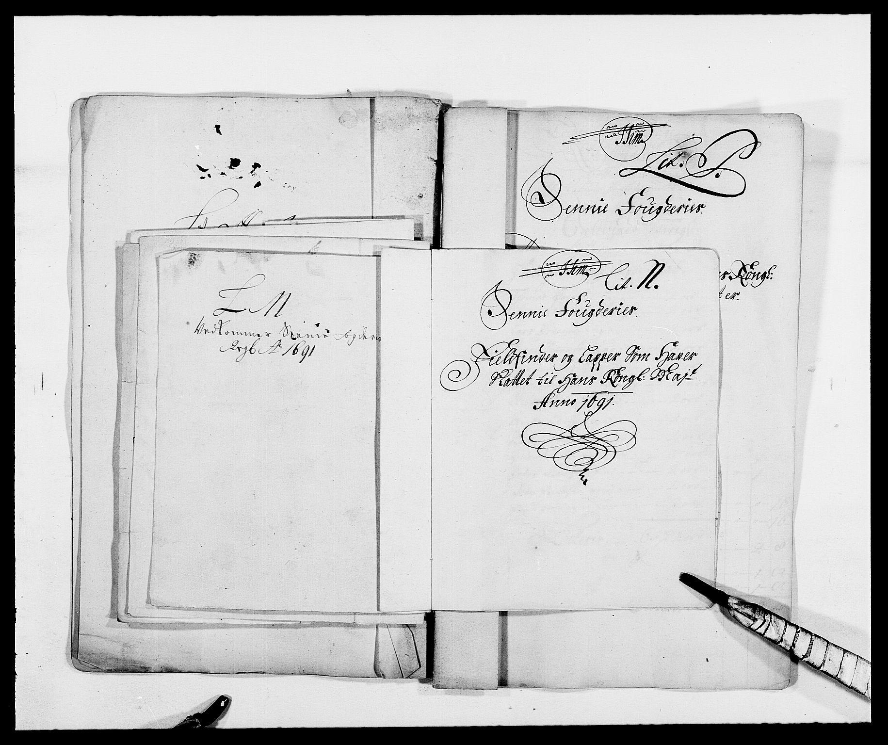 RA, Rentekammeret inntil 1814, Reviderte regnskaper, Fogderegnskap, R68/L4752: Fogderegnskap Senja og Troms, 1691-1693, s. 87