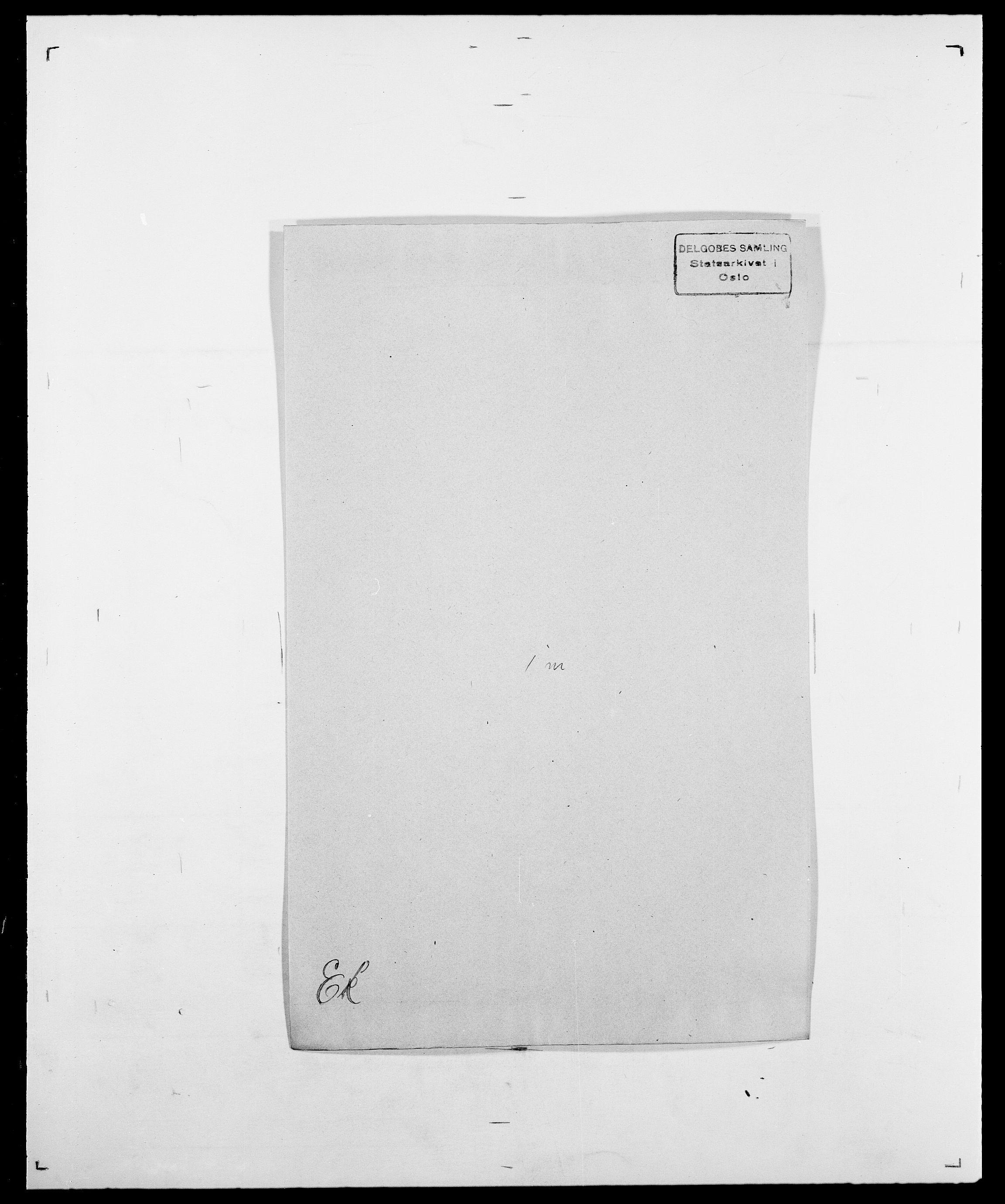 SAO, Delgobe, Charles Antoine - samling, D/Da/L0010: Dürendahl - Fagelund, s. 361
