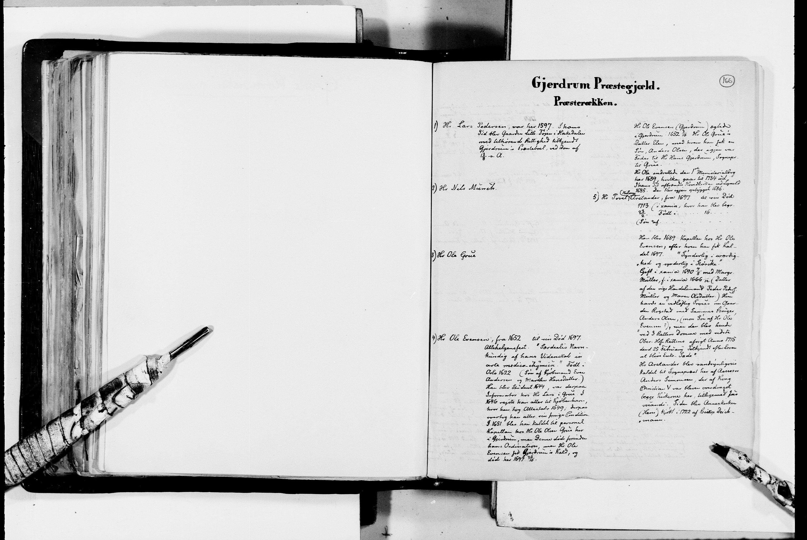 RA, Lassens samlinger, F/Fc, s. 166