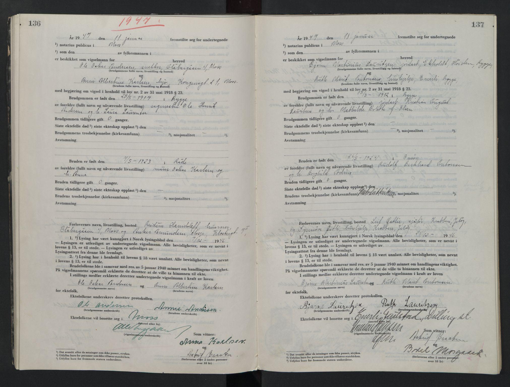 SAO, Moss sorenskriveri, 1945-1948, s. 136-137