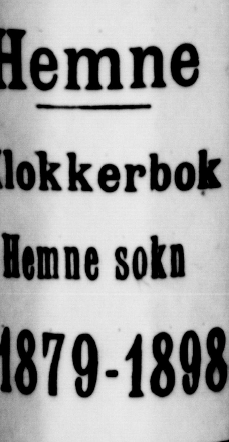 SAT, Ministerialprotokoller, klokkerbøker og fødselsregistre - Sør-Trøndelag, 630/L0504: Klokkerbok nr. 630C02, 1879-1898
