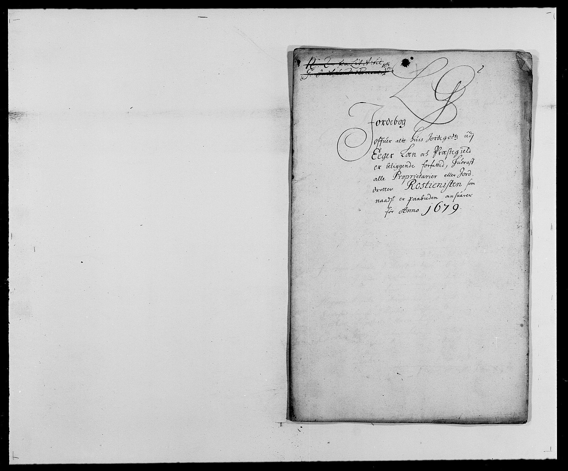 RA, Rentekammeret inntil 1814, Reviderte regnskaper, Fogderegnskap, R26/L1684: Fogderegnskap Eiker, 1679-1686, s. 91