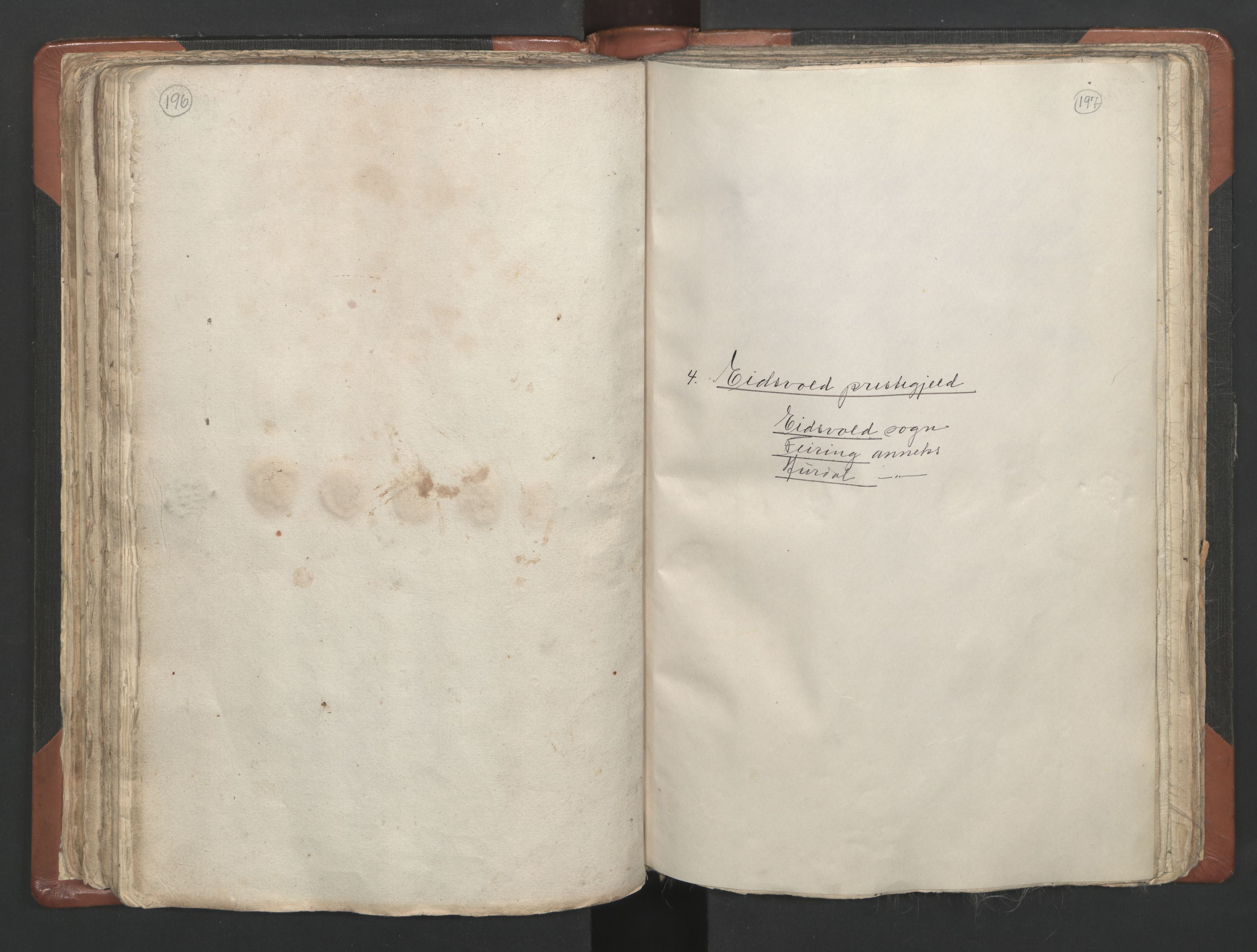 RA, Sogneprestenes manntall 1664-1666, nr. 4: Øvre Romerike prosti, 1664-1666, s. 196-197