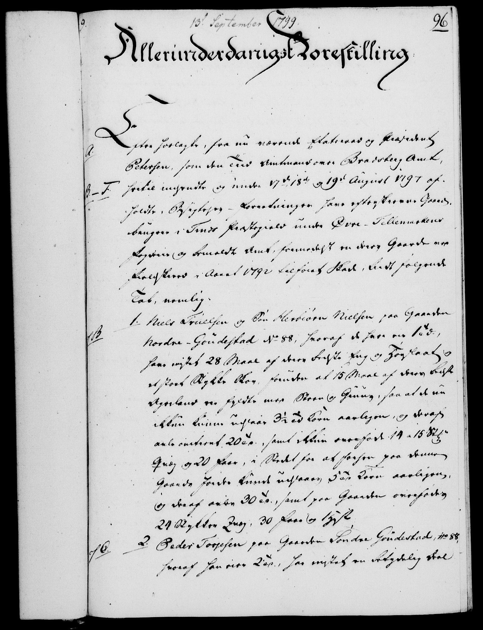 RA, Rentekammeret, Kammerkanselliet, G/Gf/Gfa/L0081: Norsk relasjons- og resolusjonsprotokoll (merket RK 52.81), 1799, s. 602