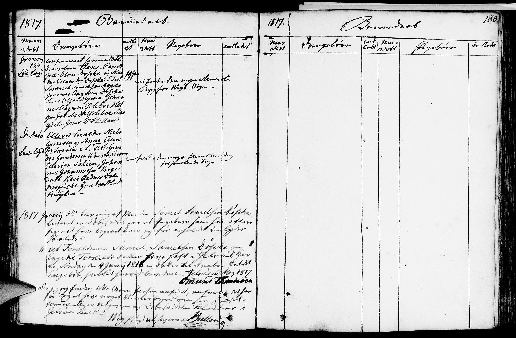 SAST, Vikedal sokneprestkontor, IV: Ministerialbok nr. A 2, 1779-1817, s. 180