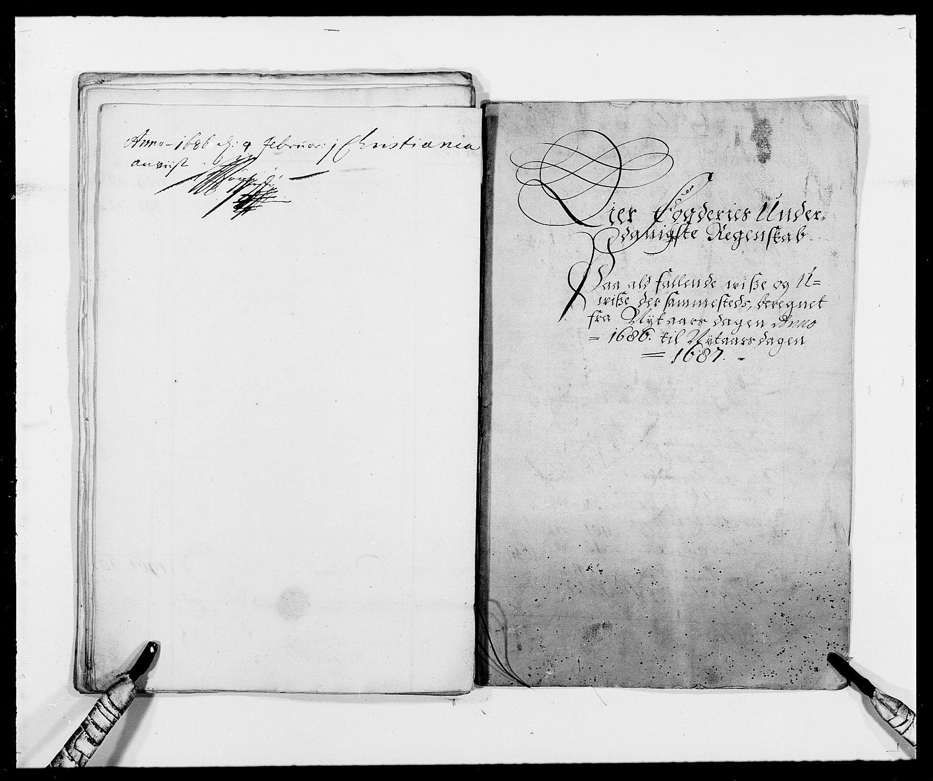 RA, Rentekammeret inntil 1814, Reviderte regnskaper, Fogderegnskap, R27/L1687: Fogderegnskap Lier, 1678-1686, s. 326