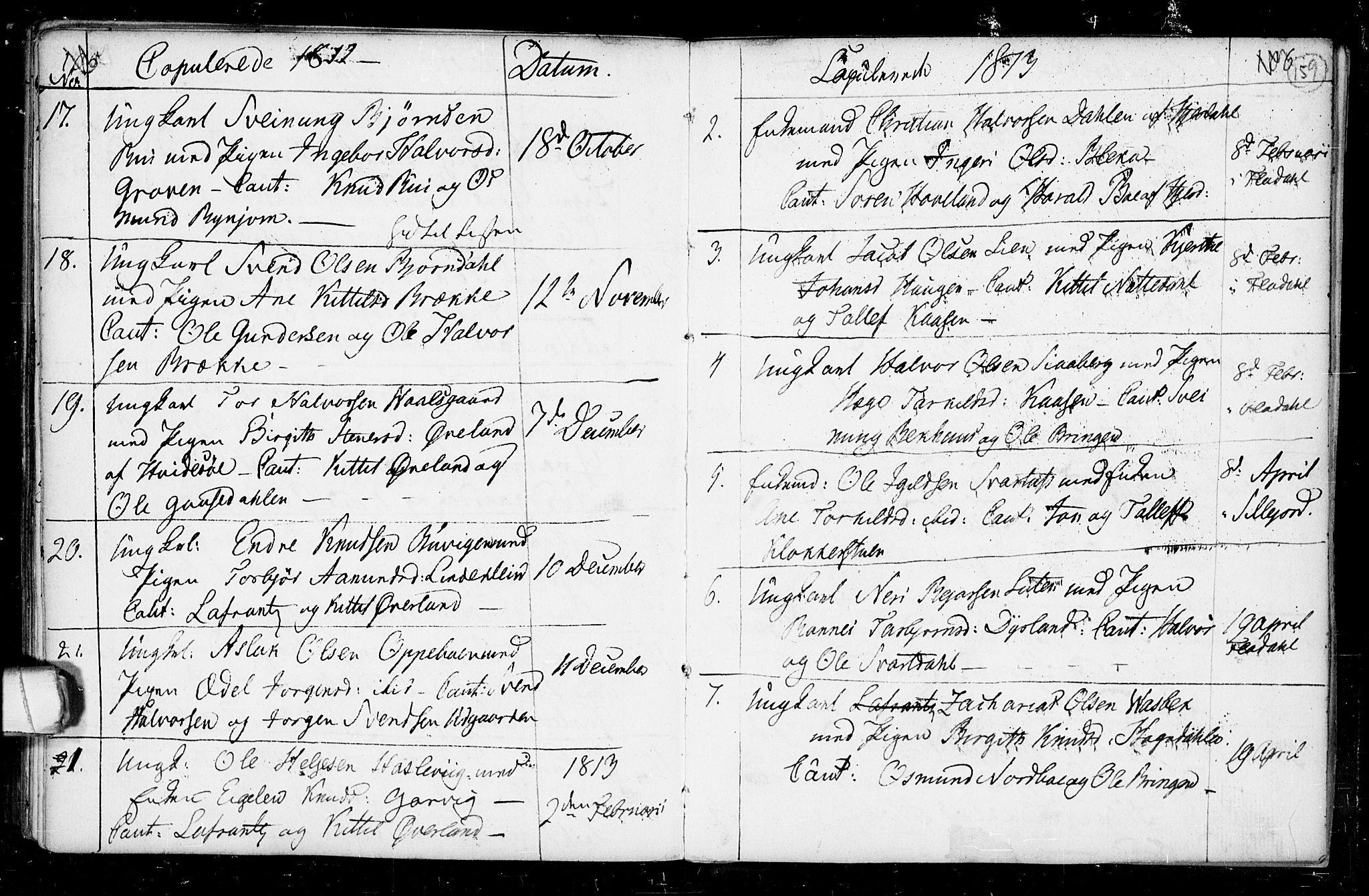 SAKO, Seljord kirkebøker, F/Fa/L0008: Ministerialbok nr. I 8, 1755-1814, s. 159