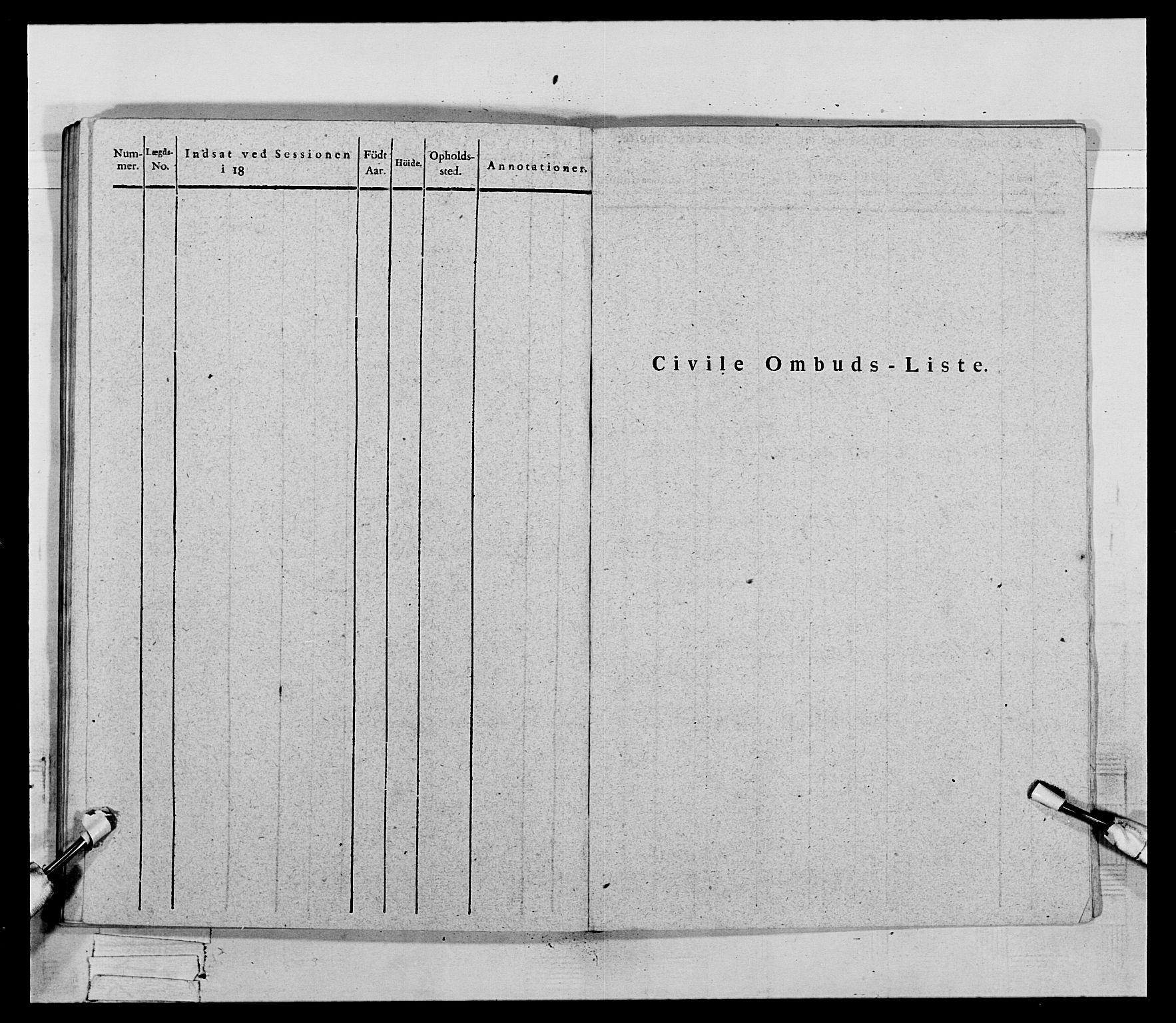 RA, Generalitets- og kommissariatskollegiet, Det kongelige norske kommissariatskollegium, E/Eh/L0069: Opplandske gevorbne infanteriregiment, 1810-1818, s. 512