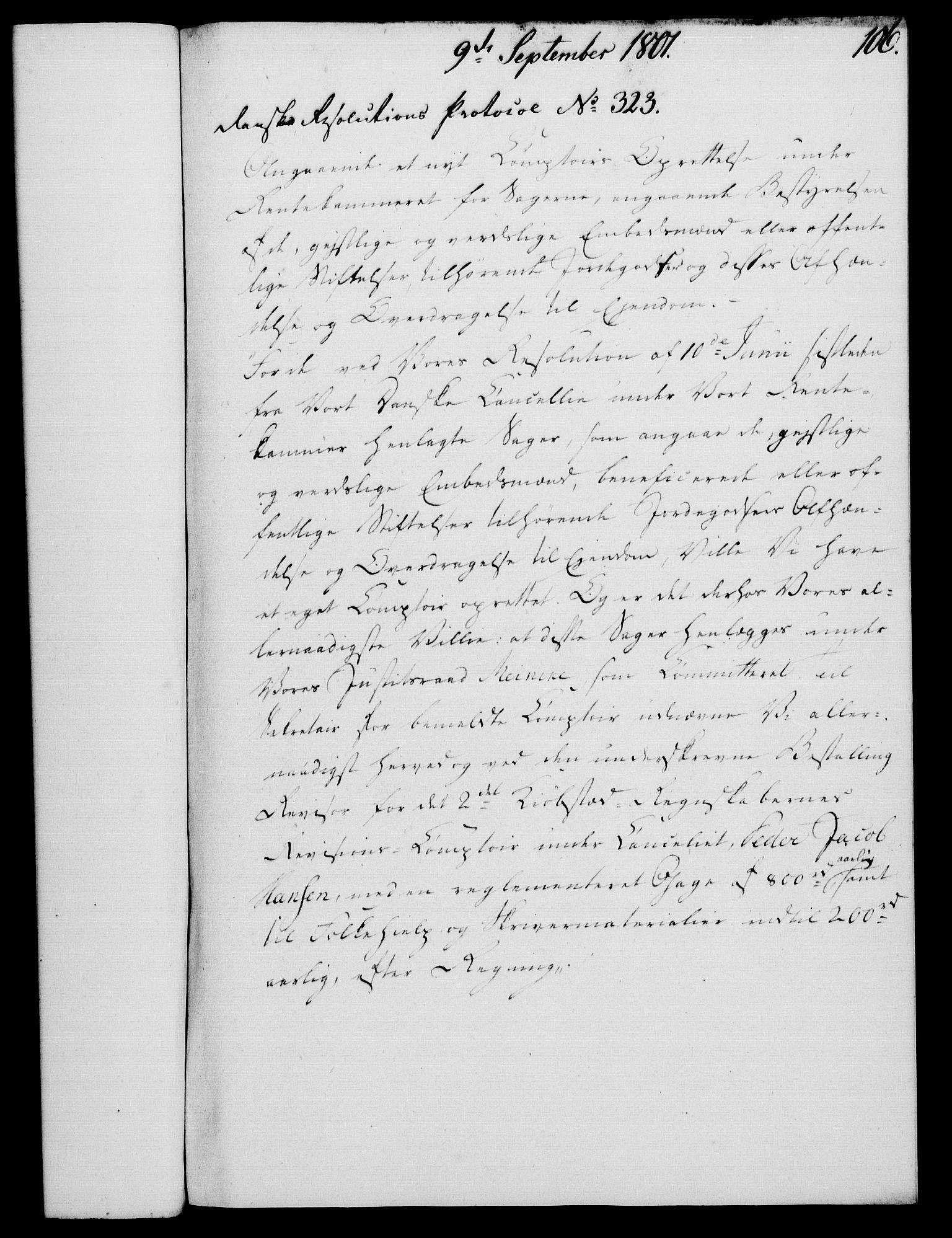 RA, Rentekammeret, Kammerkanselliet, G/Gf/Gfa/L0083: Norsk relasjons- og resolusjonsprotokoll (merket RK 52.83), 1801, s. 608