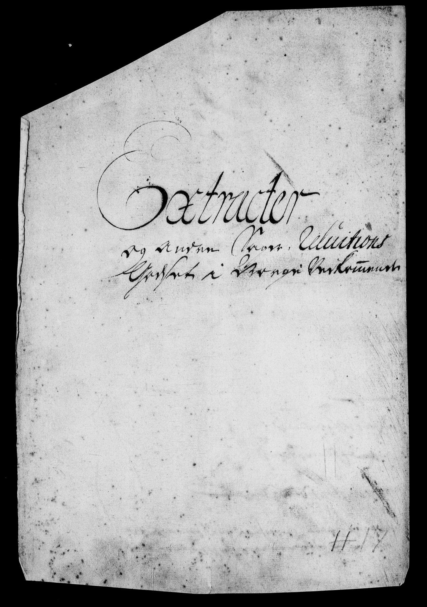 RA, Rentekammeret inntil 1814, Realistisk ordnet avdeling, On/L0011: [Jj 12]: Salg av pante- og reluisjonsgods i Norge, 1658-1729, s. 200