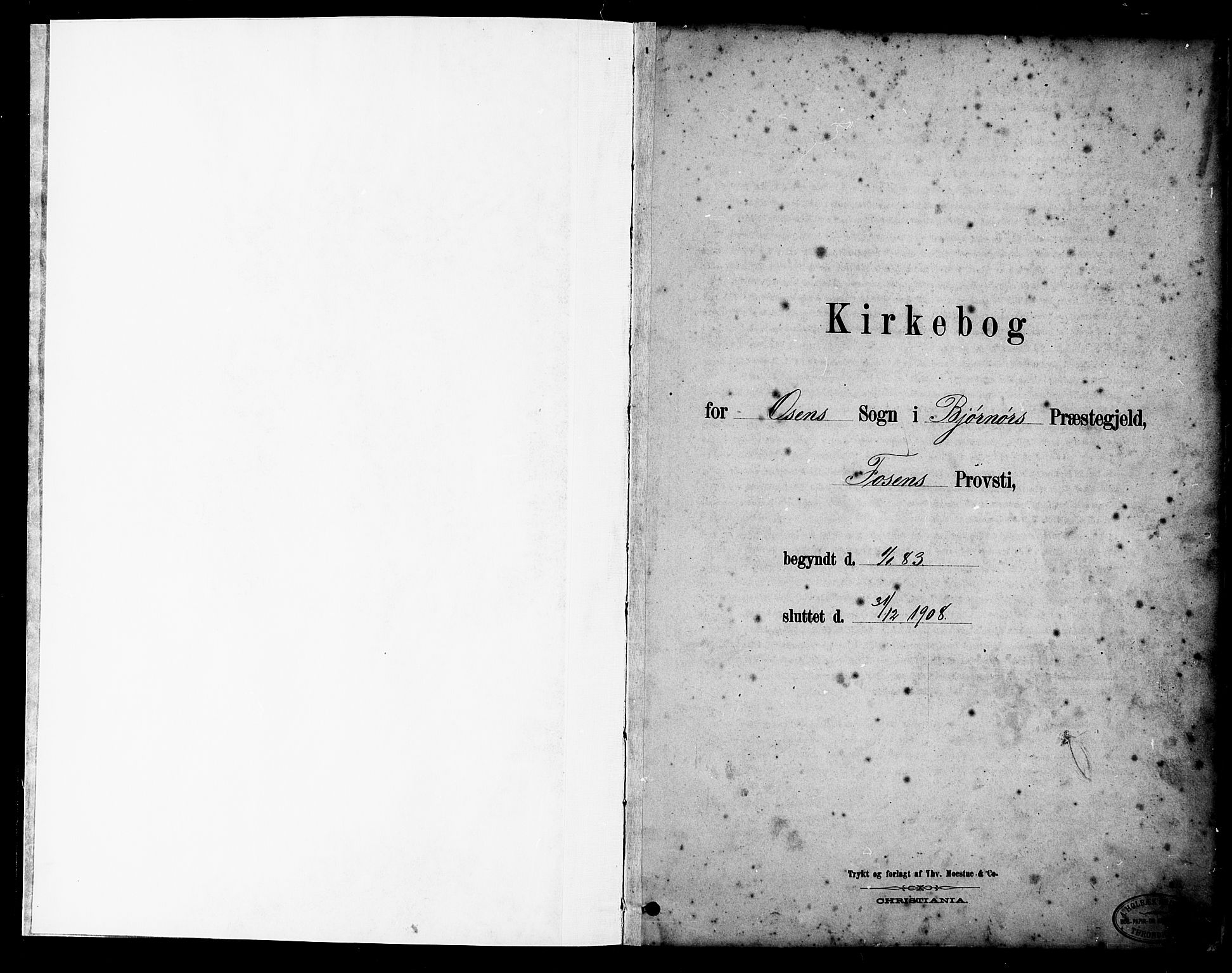 SAT, Ministerialprotokoller, klokkerbøker og fødselsregistre - Sør-Trøndelag, 658/L0726: Klokkerbok nr. 658C02, 1883-1908