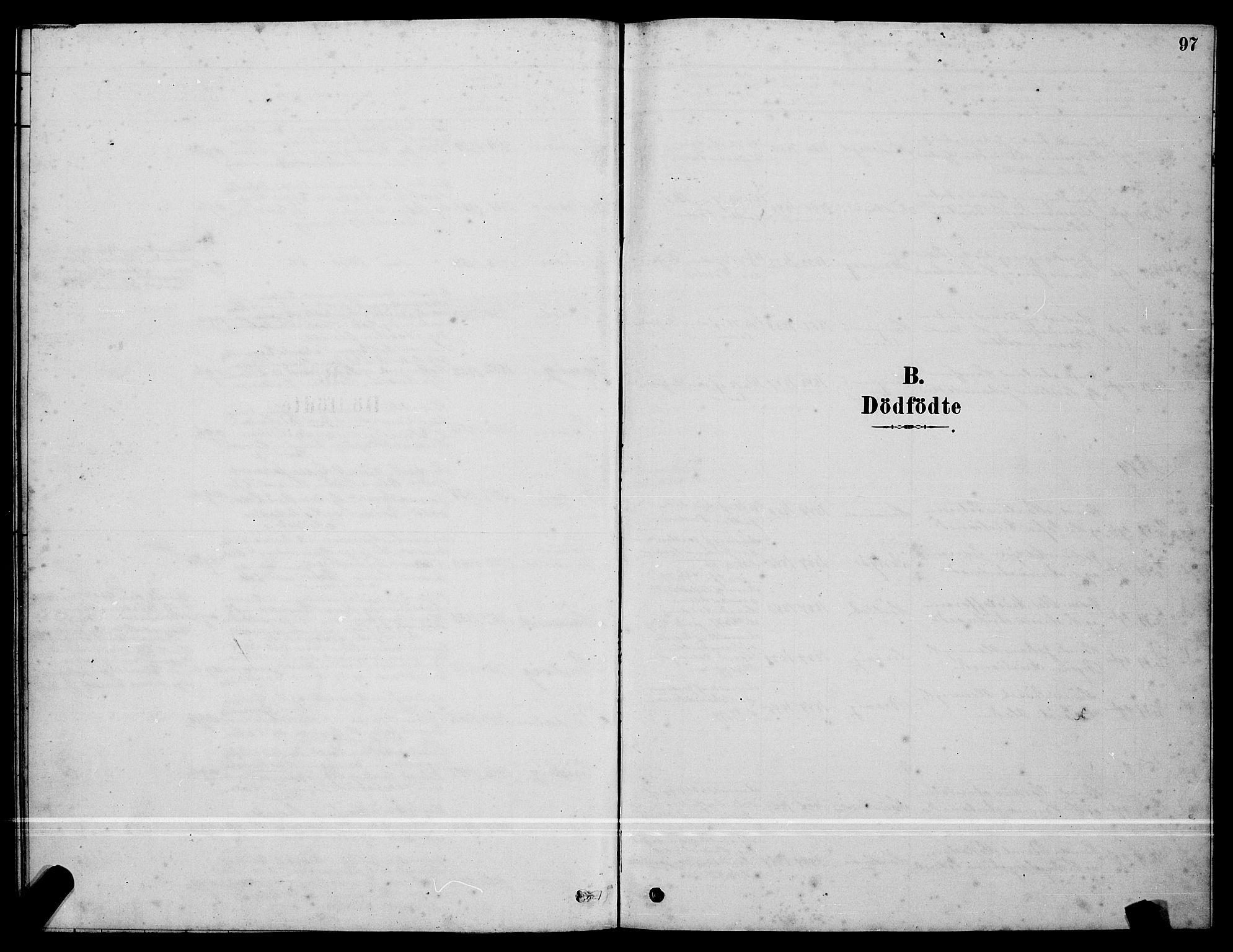 SAT, Ministerialprotokoller, klokkerbøker og fødselsregistre - Sør-Trøndelag, 640/L0585: Klokkerbok nr. 640C03, 1878-1891, s. 97