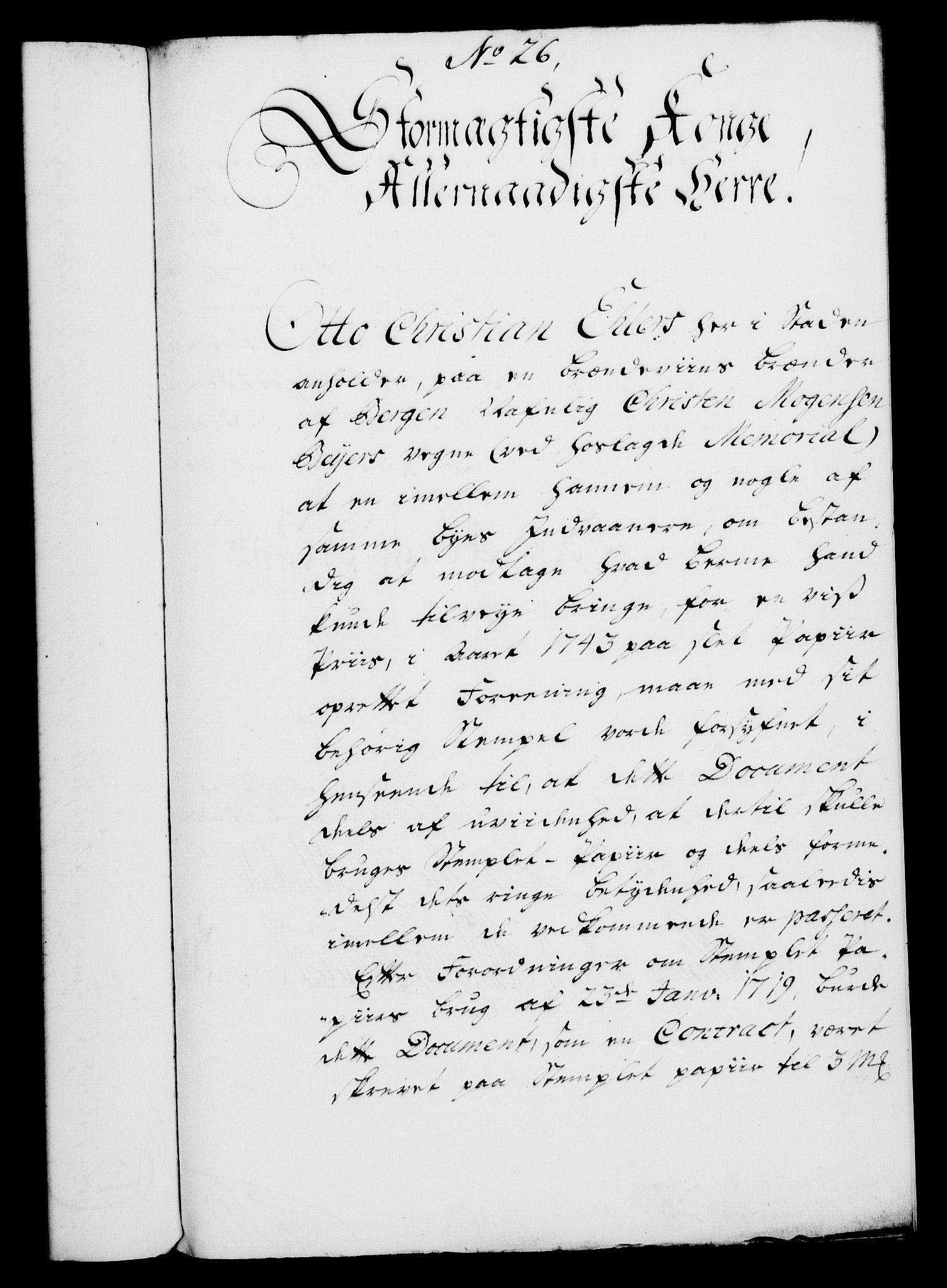 RA, Rentekammeret, Kammerkanselliet, G/Gf/Gfa/L0030: Norsk relasjons- og resolusjonsprotokoll (merket RK 52.30), 1748, s. 209
